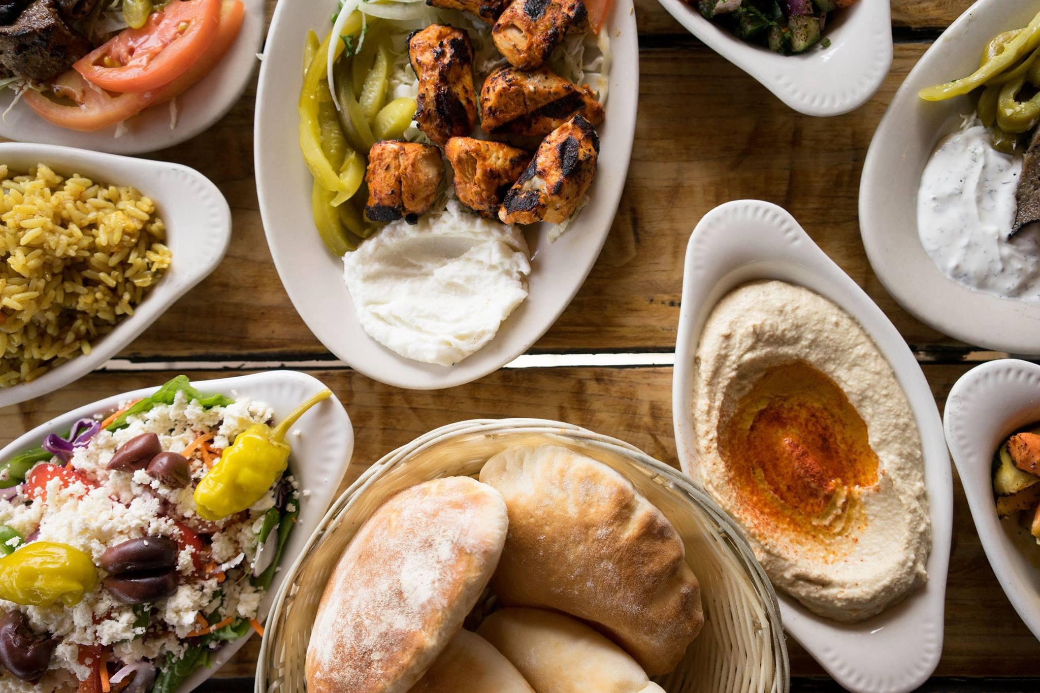 Iconic Houston Mediterranean Restaurant Aladdin Debuts Garden Oaks ...