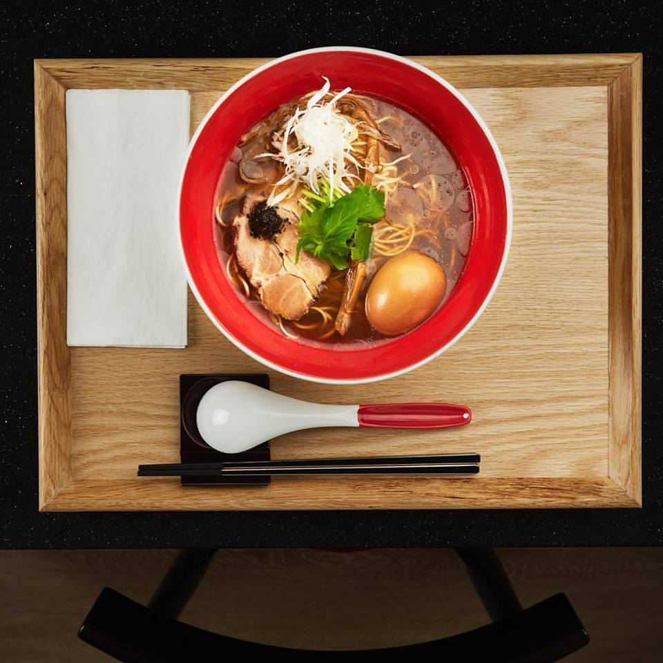 Tokyo's First Michelin-Starred Ramen Restaurant Is Coming to Seattle