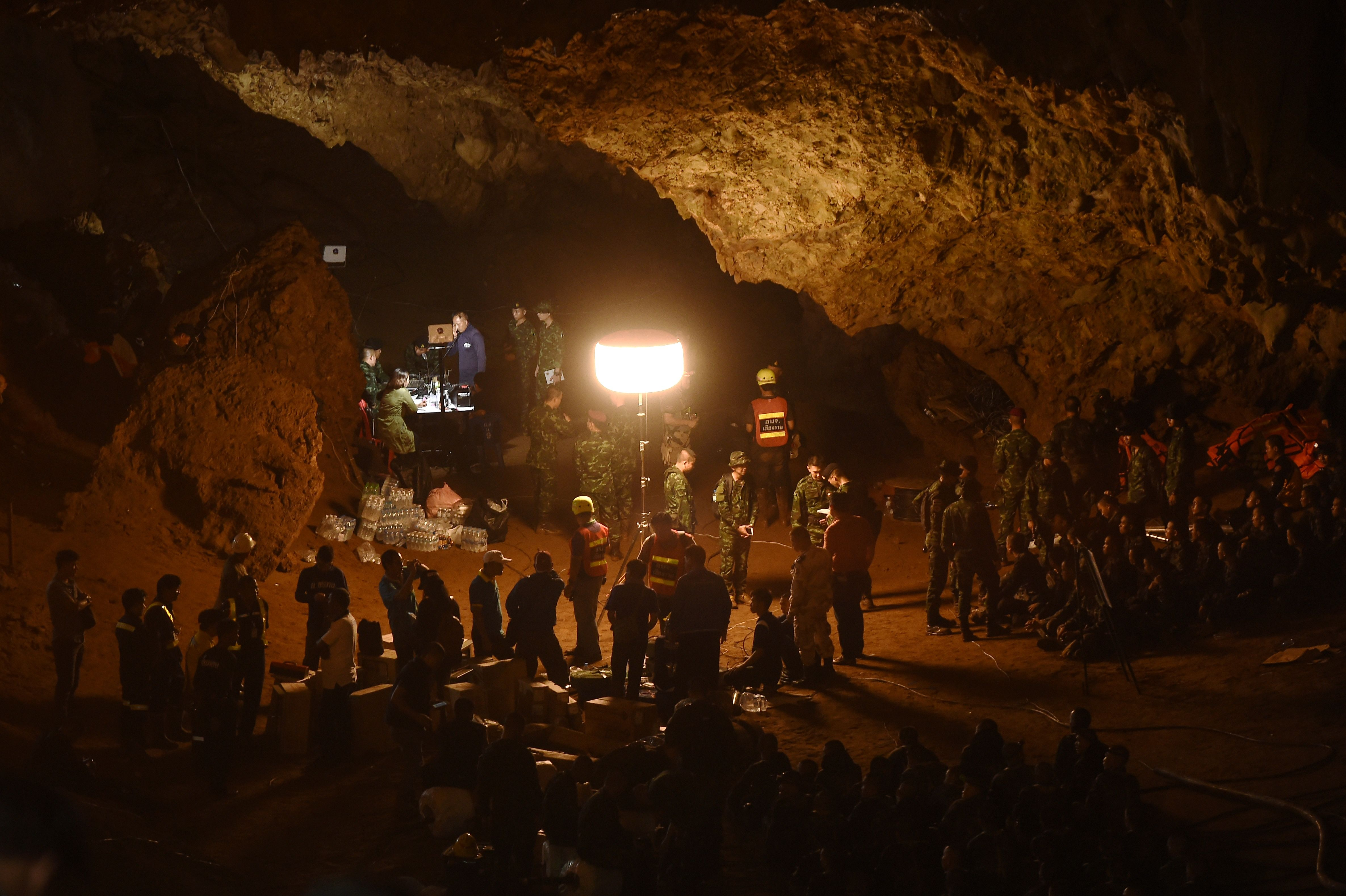 """""""Empathetic hedonism"""": why we were so glued to the Thai cave drama"""