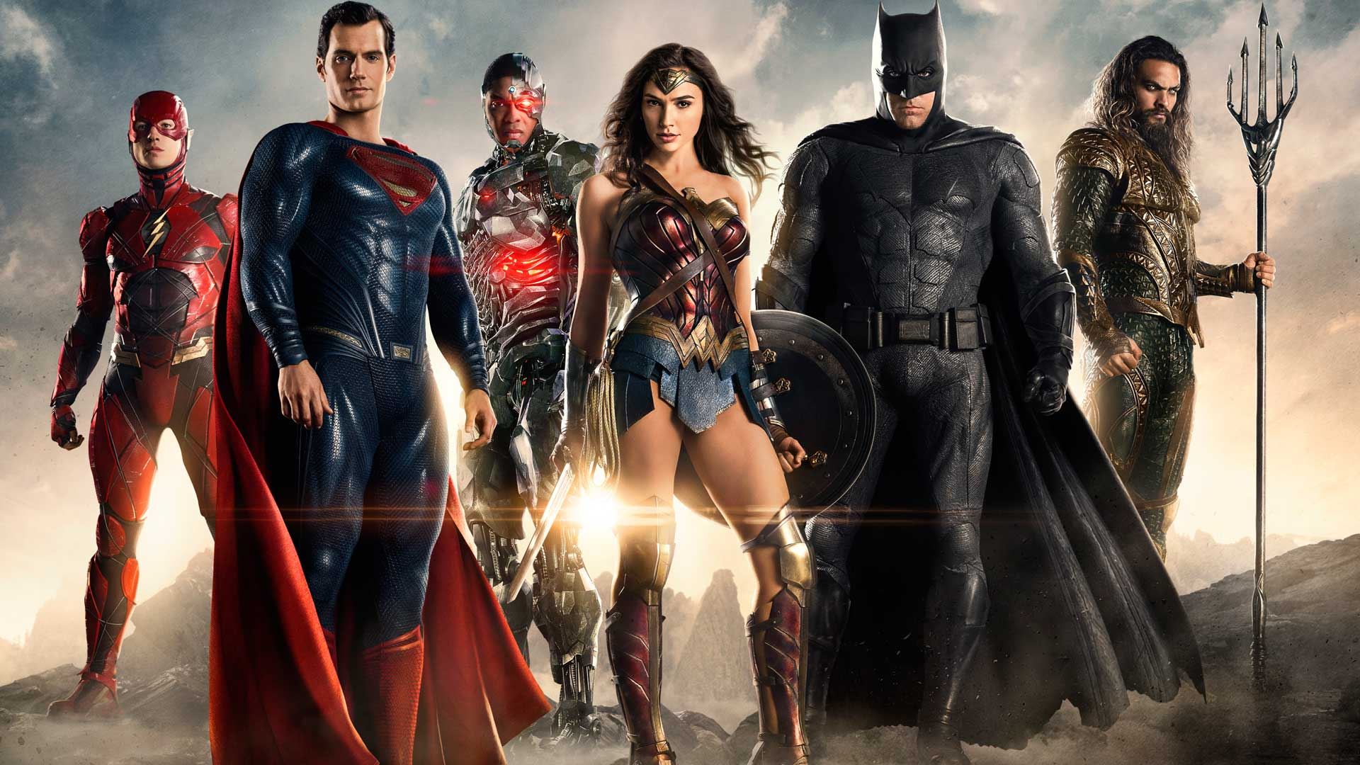 Every DC comic book movie currently in the works