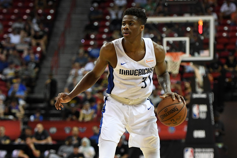 2018 NBA Summer League - Las Vegas - Golden State Warriors v Dallas Mavericks