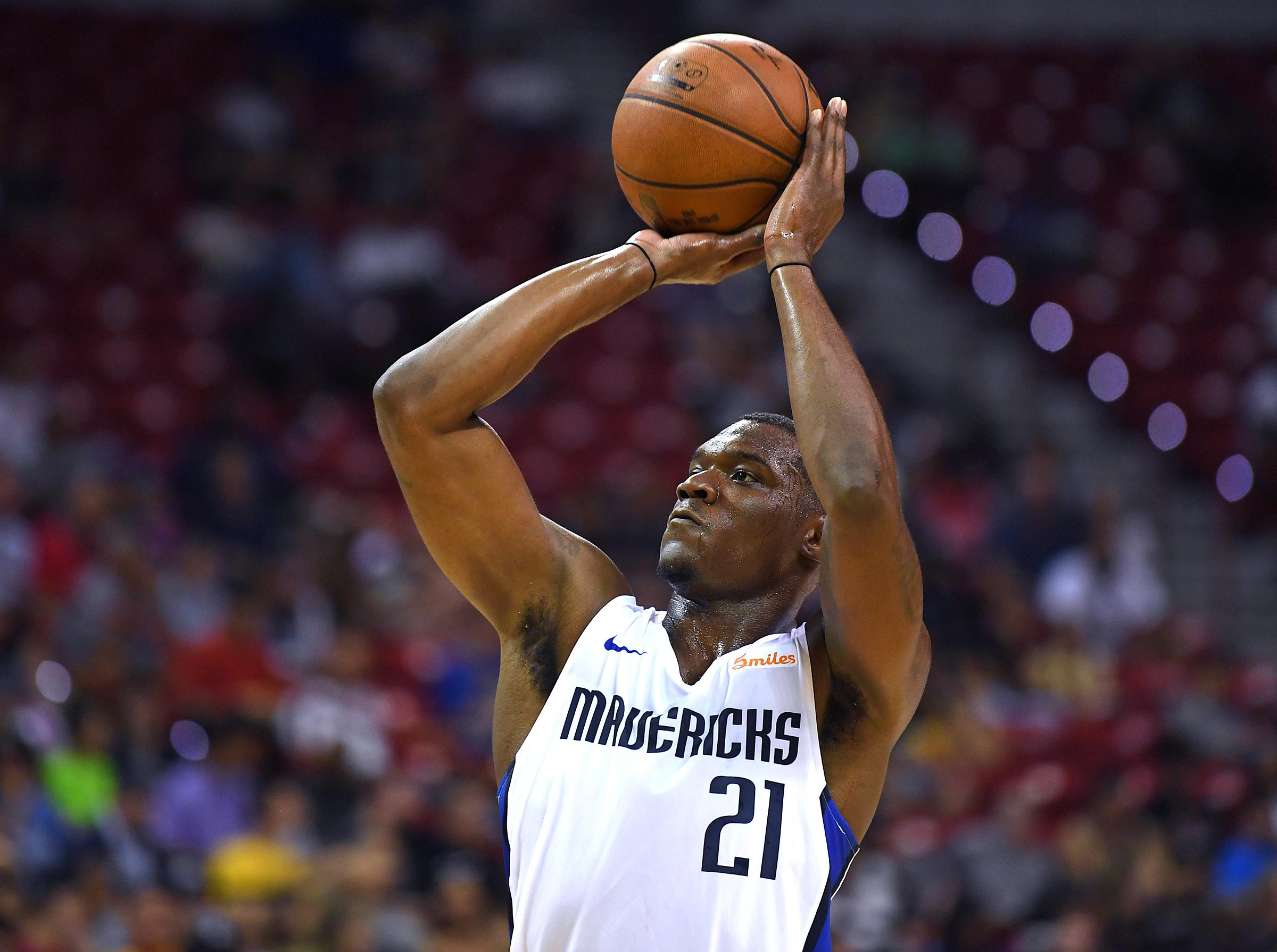 NBA: Summer League-Golden State Warriors at Dallas Mavericks
