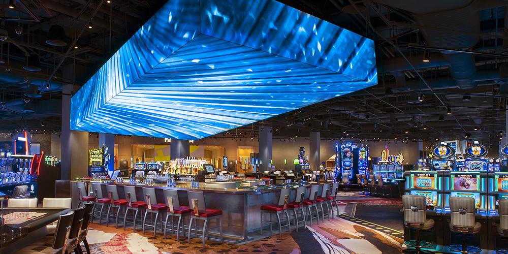 SLS Las Vegas Center Bar