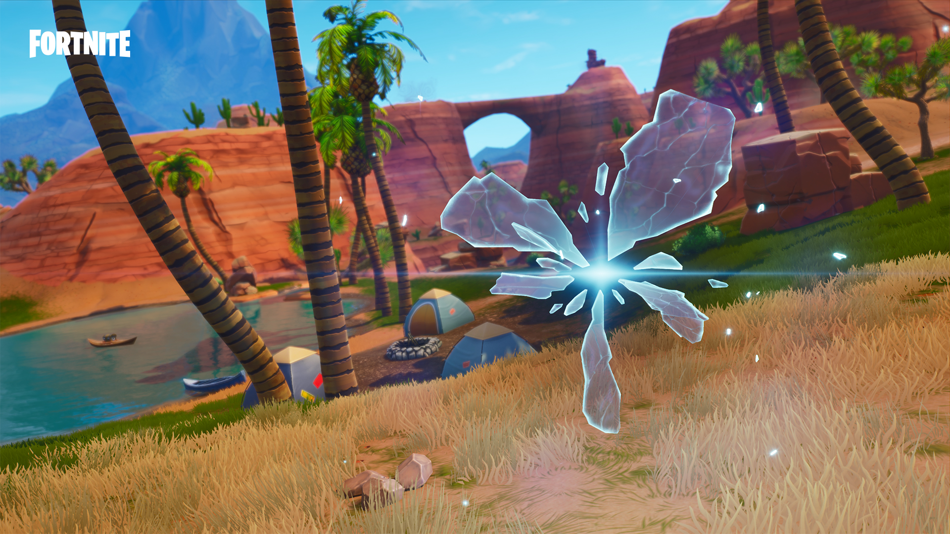 Fortnite Season 5 Introduces Temporal Rifts Golf Carts And New