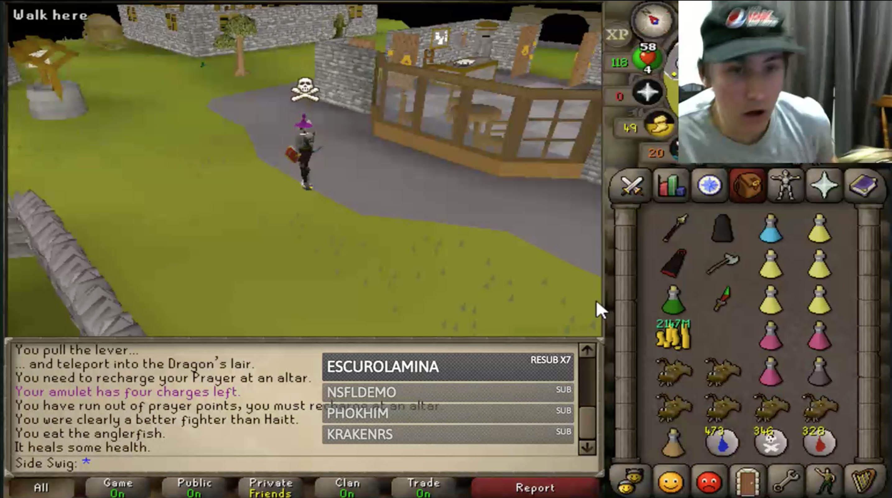 Old School Runescape Pulled Offline For Making Players Billionaires By Mistake Update