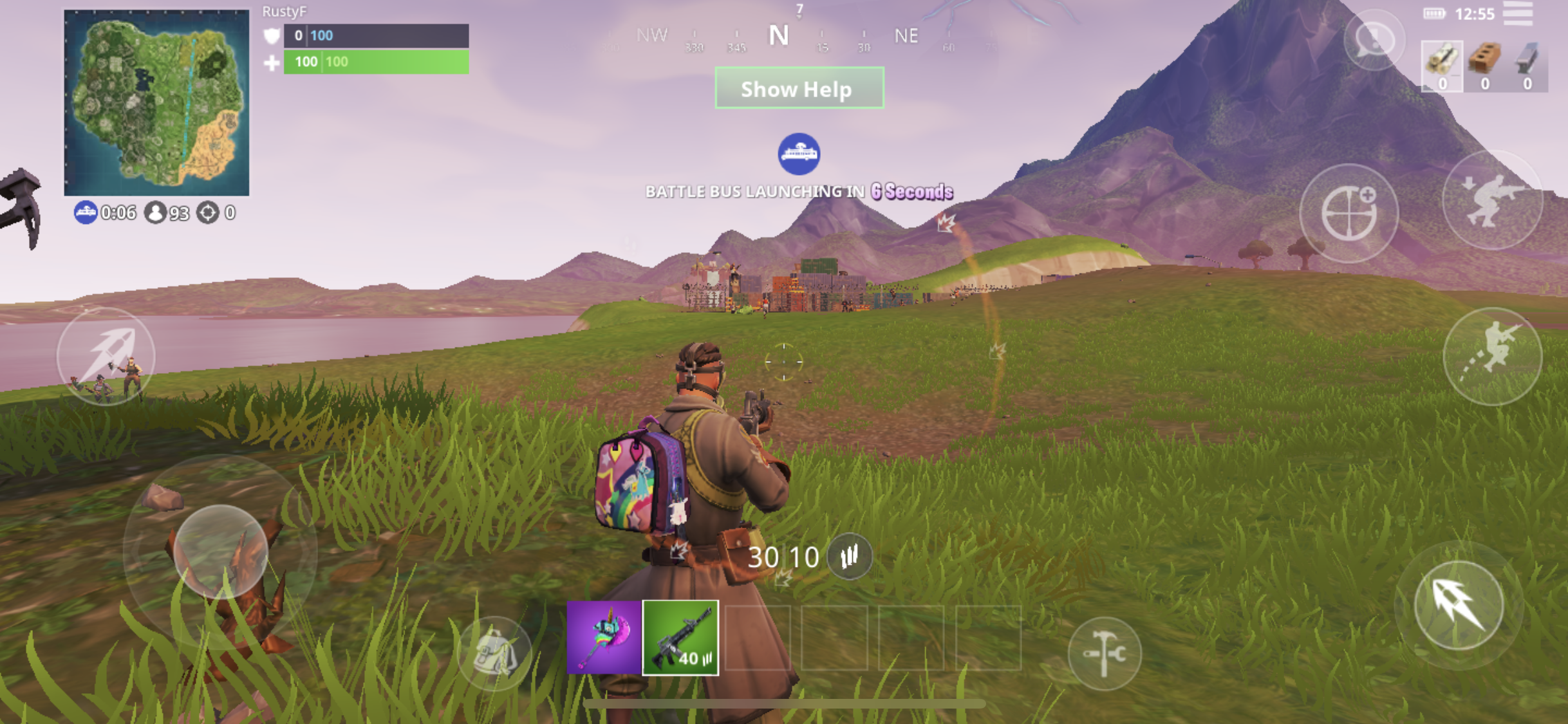 Fortnite on iOS just got a huge upgrade: auto fire - Polygon