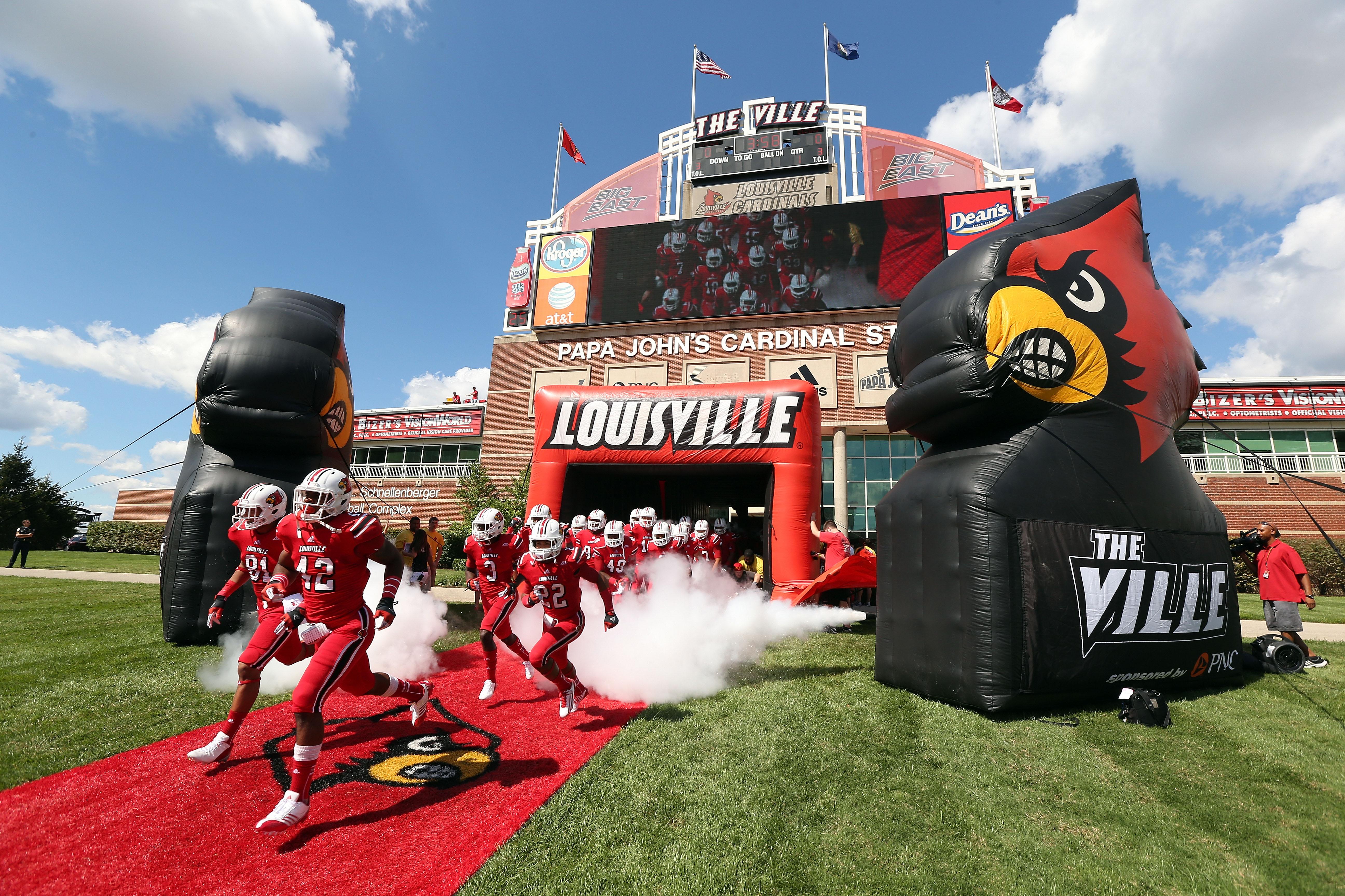 Missouri State v Louisville
