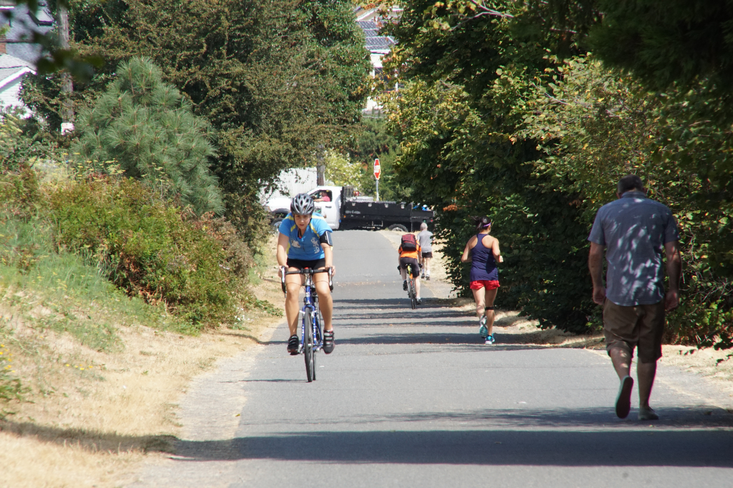 E Bikes Will Be Allowed On Some Seattle Trails