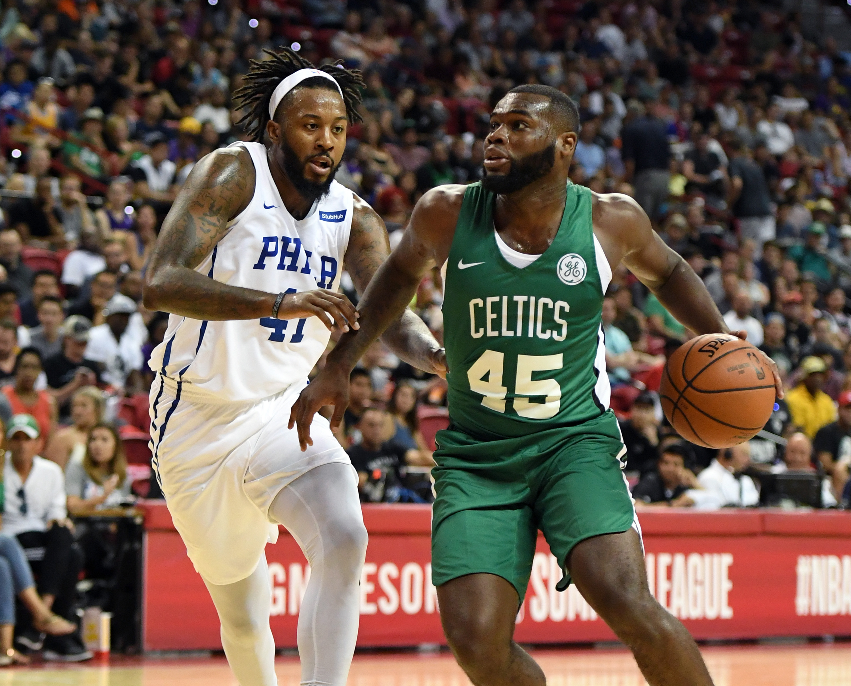 2018 NBA Summer League - Las Vegas - Boston Celtics v Philadelphia 76ers