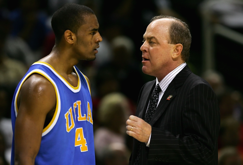 NCAA West Regional Final - Kansas v UCLA