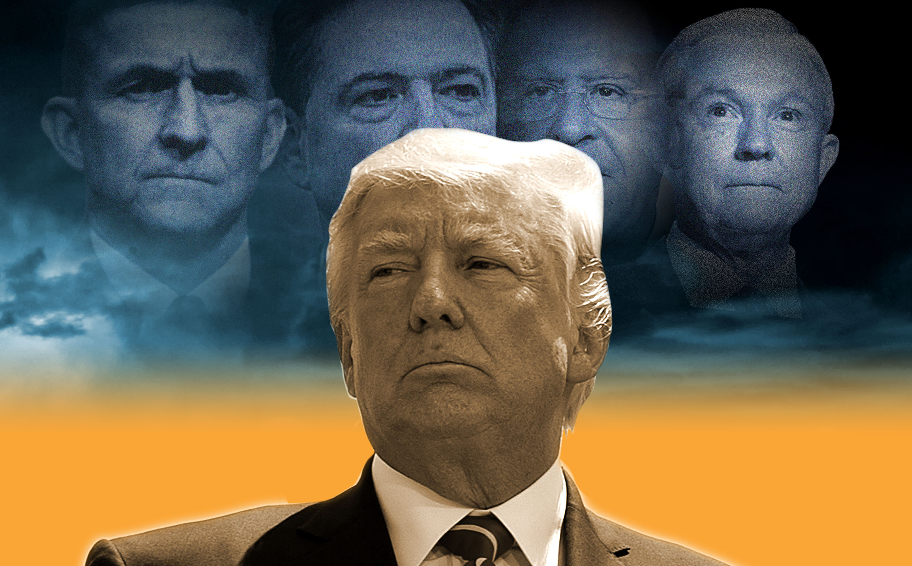 Trump and Putin: what we know is damning