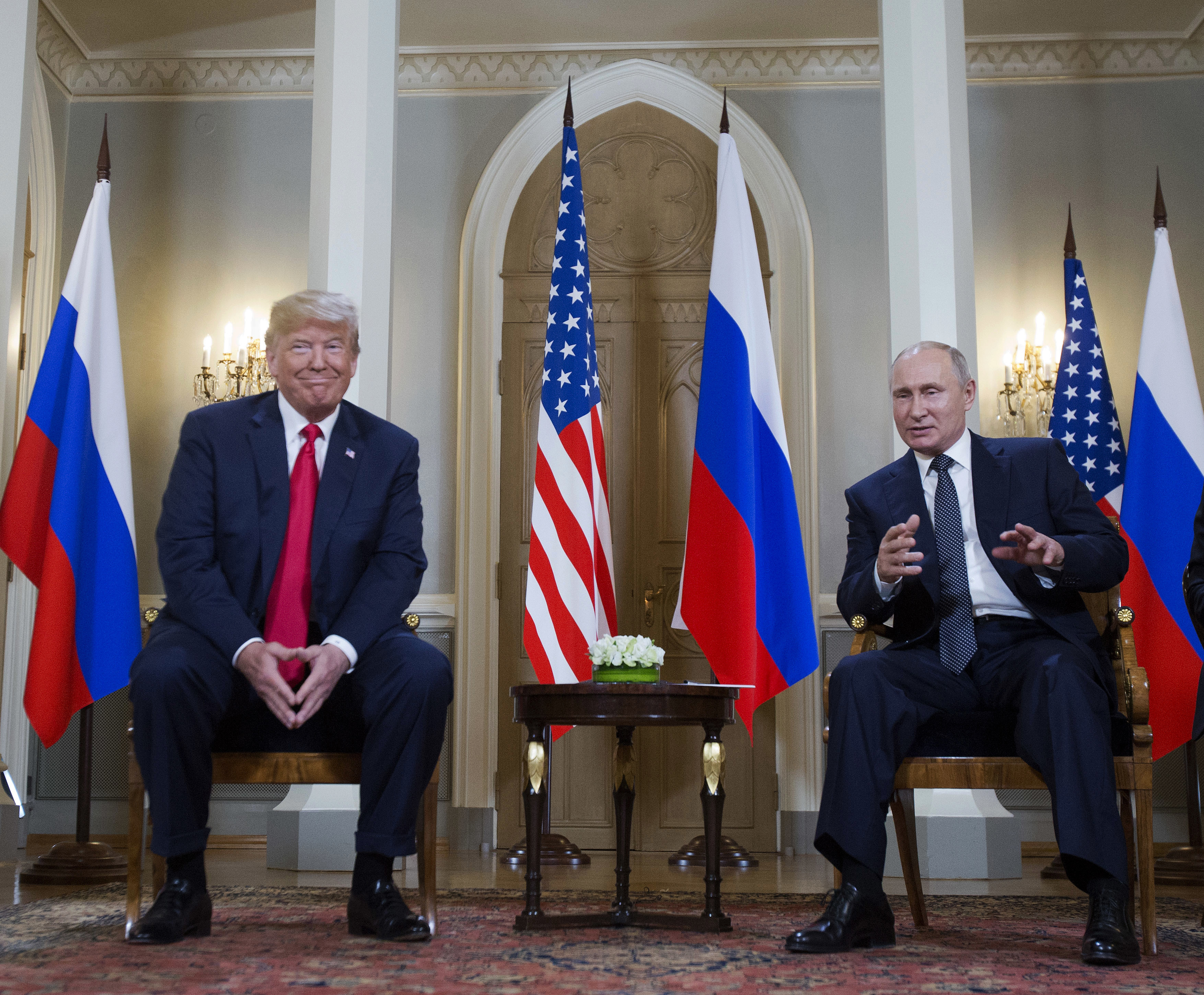 Trump Had 5 Clear Chances To Condemn Putin He Declined