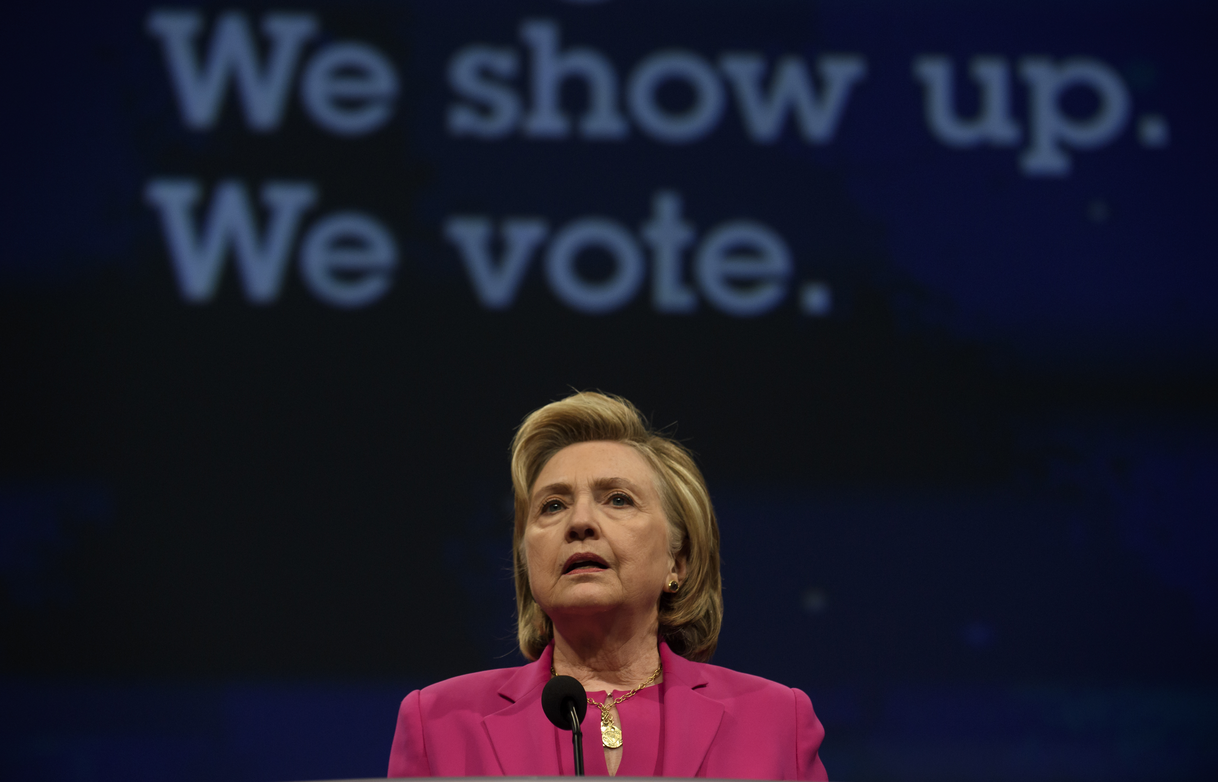 Hillary Clintons View Of America Under Trump Organized Cruelty