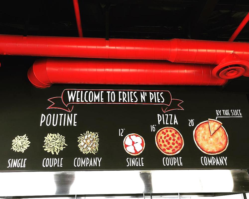 Fries N' Pies