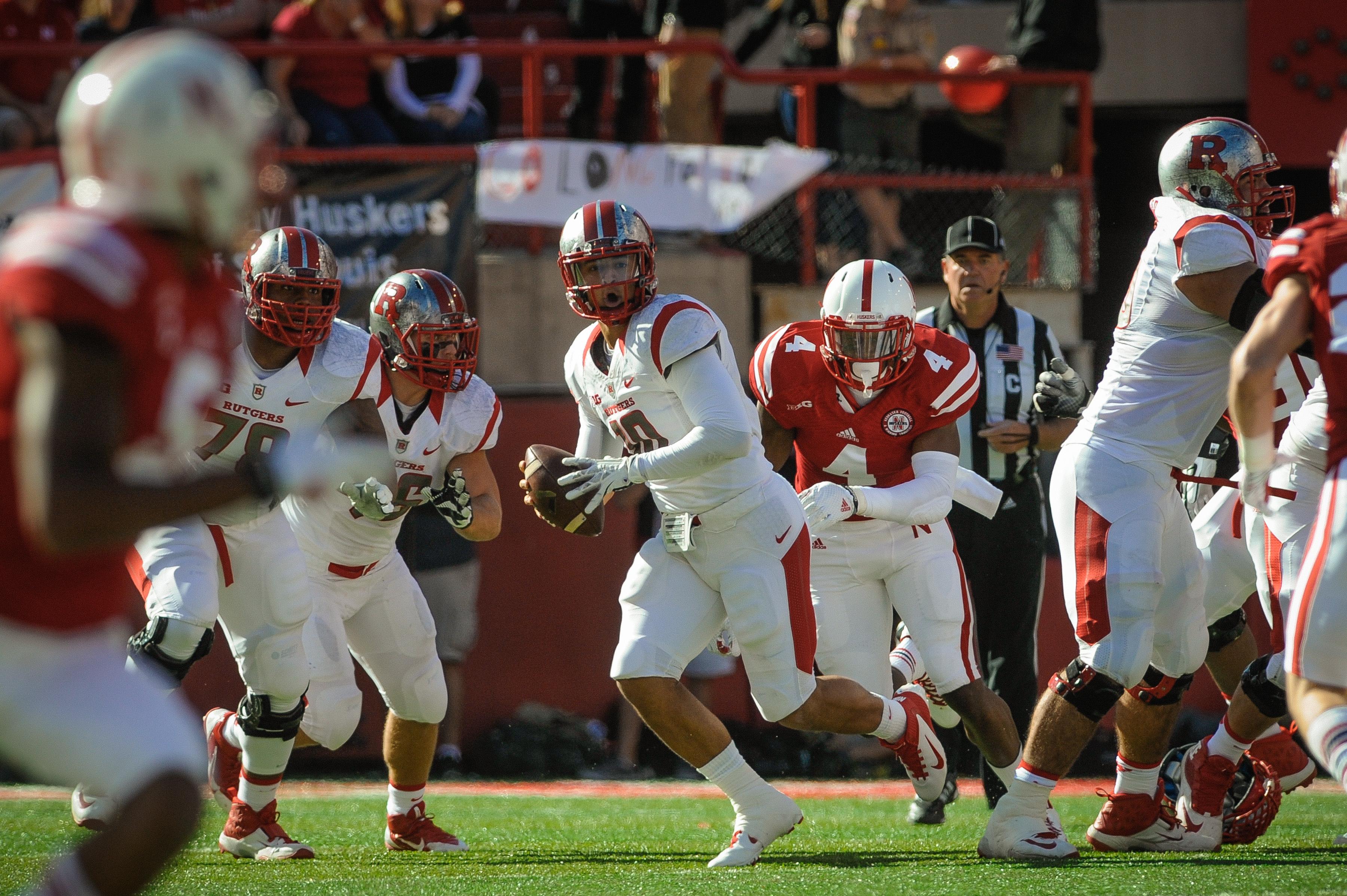 Rutgers v Nebraska