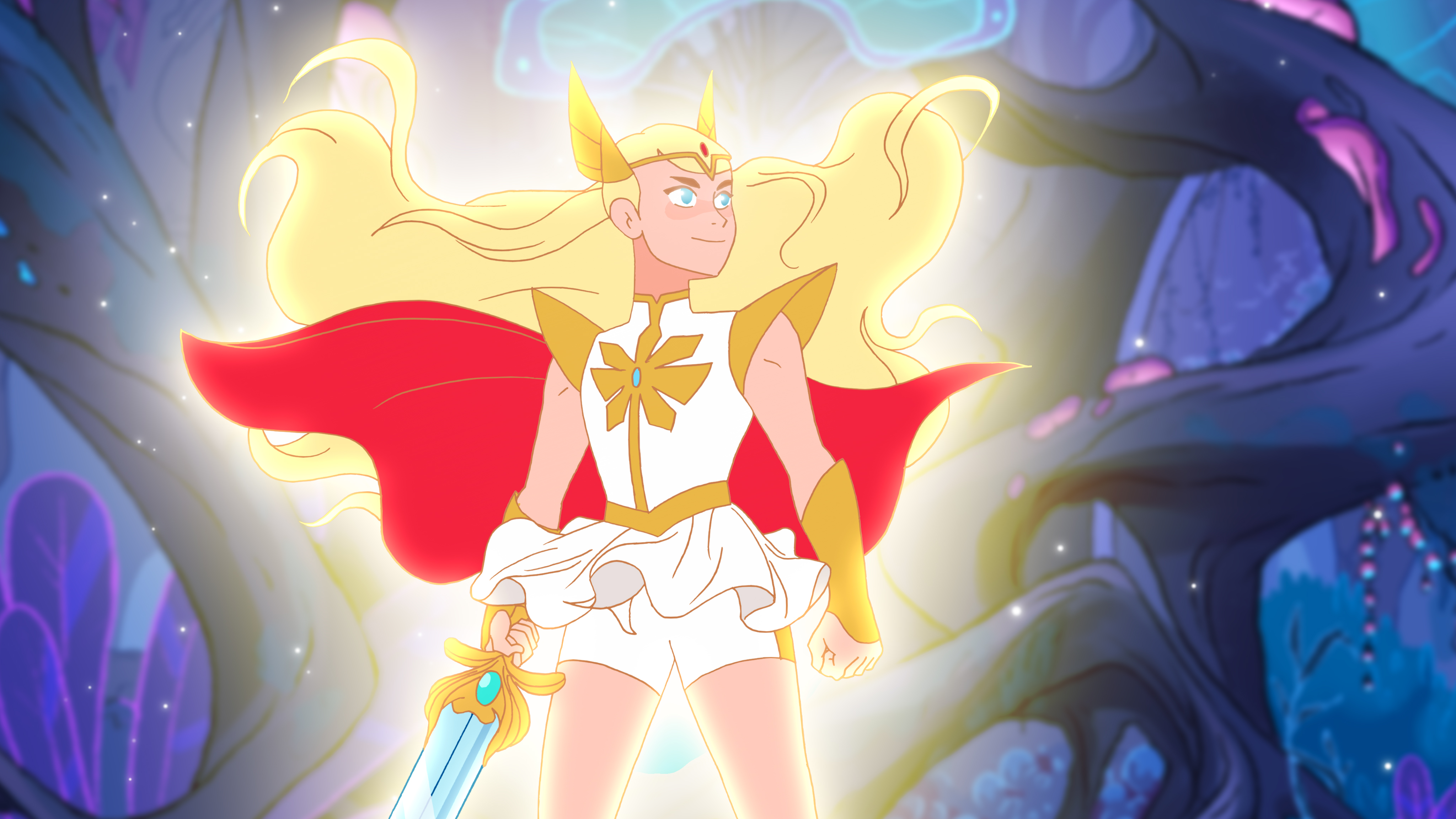 994a1373093 Netflix s She-Ra remake finds animation community once again defending  change