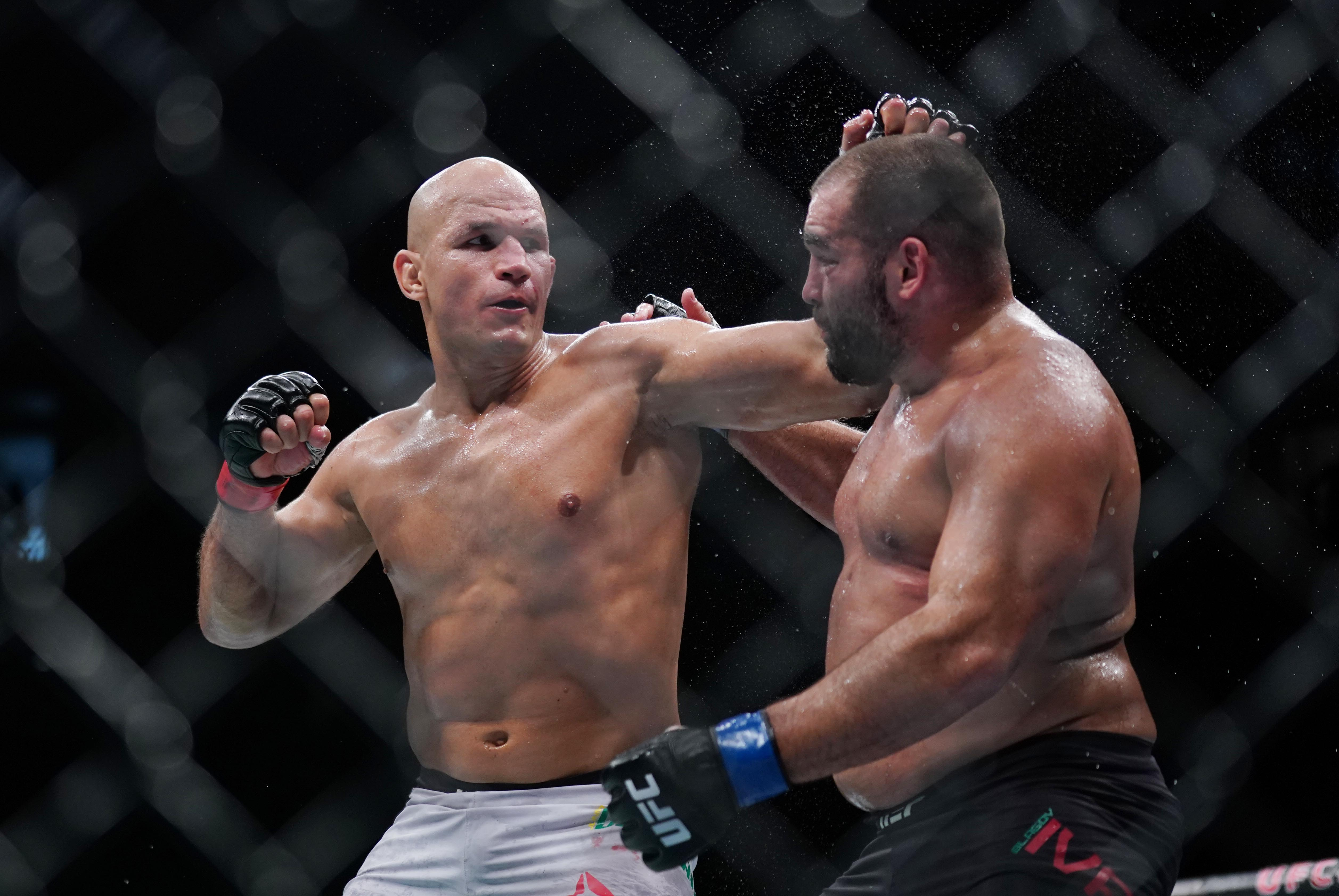 MMA: UFC Fight Night-Boise-Dos Santos vs Ivanov