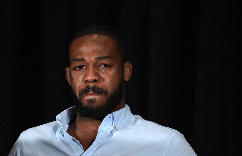 Interim UFC Light Heavyweight Champion Jon Jones Press Conference