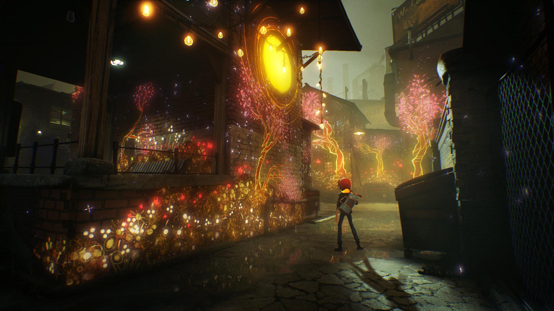 Art adventure Concrete Genie is a magical PS4 gem