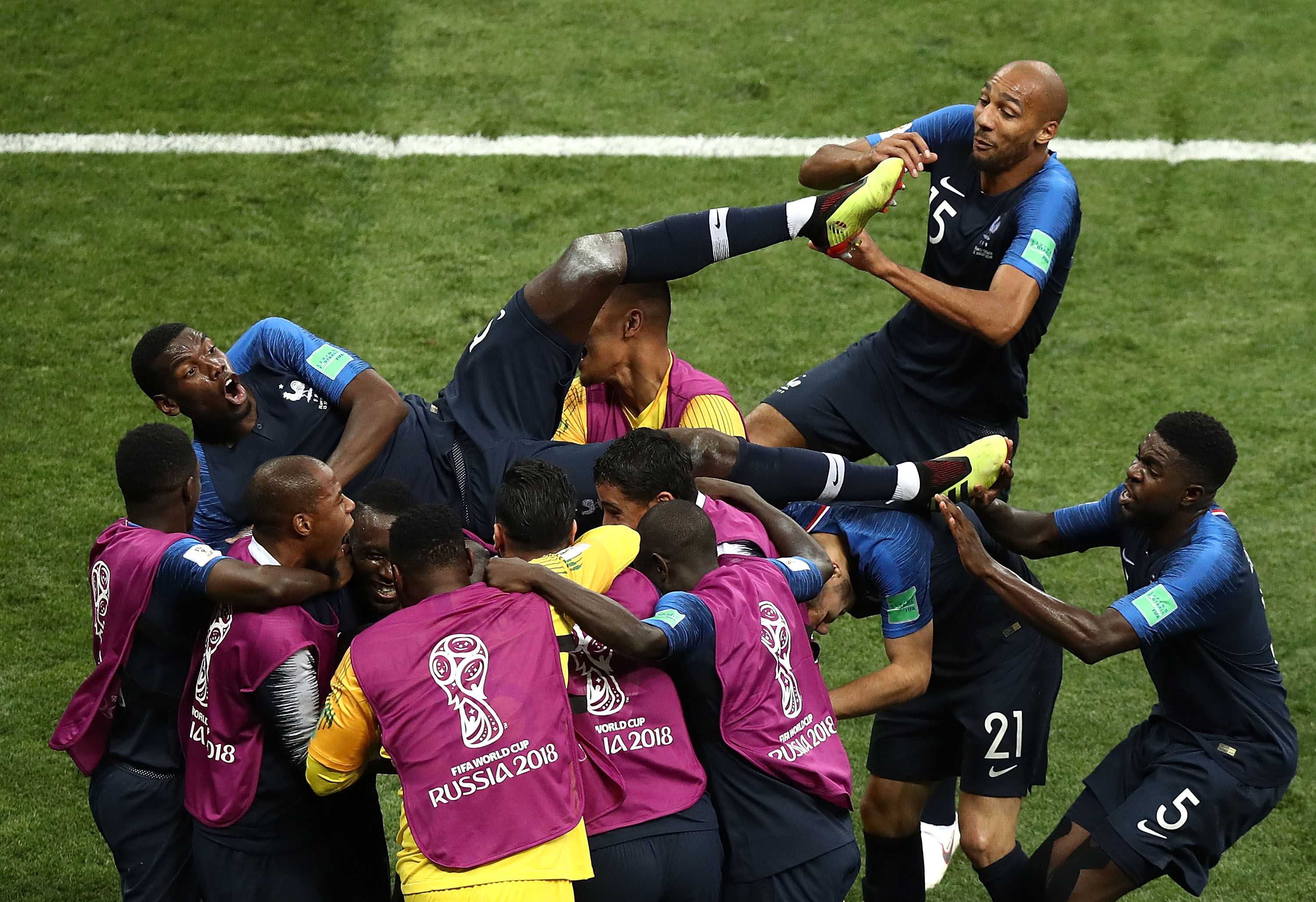 Paul Pogba was the center of France s diversity and inclusiveness a058362a2