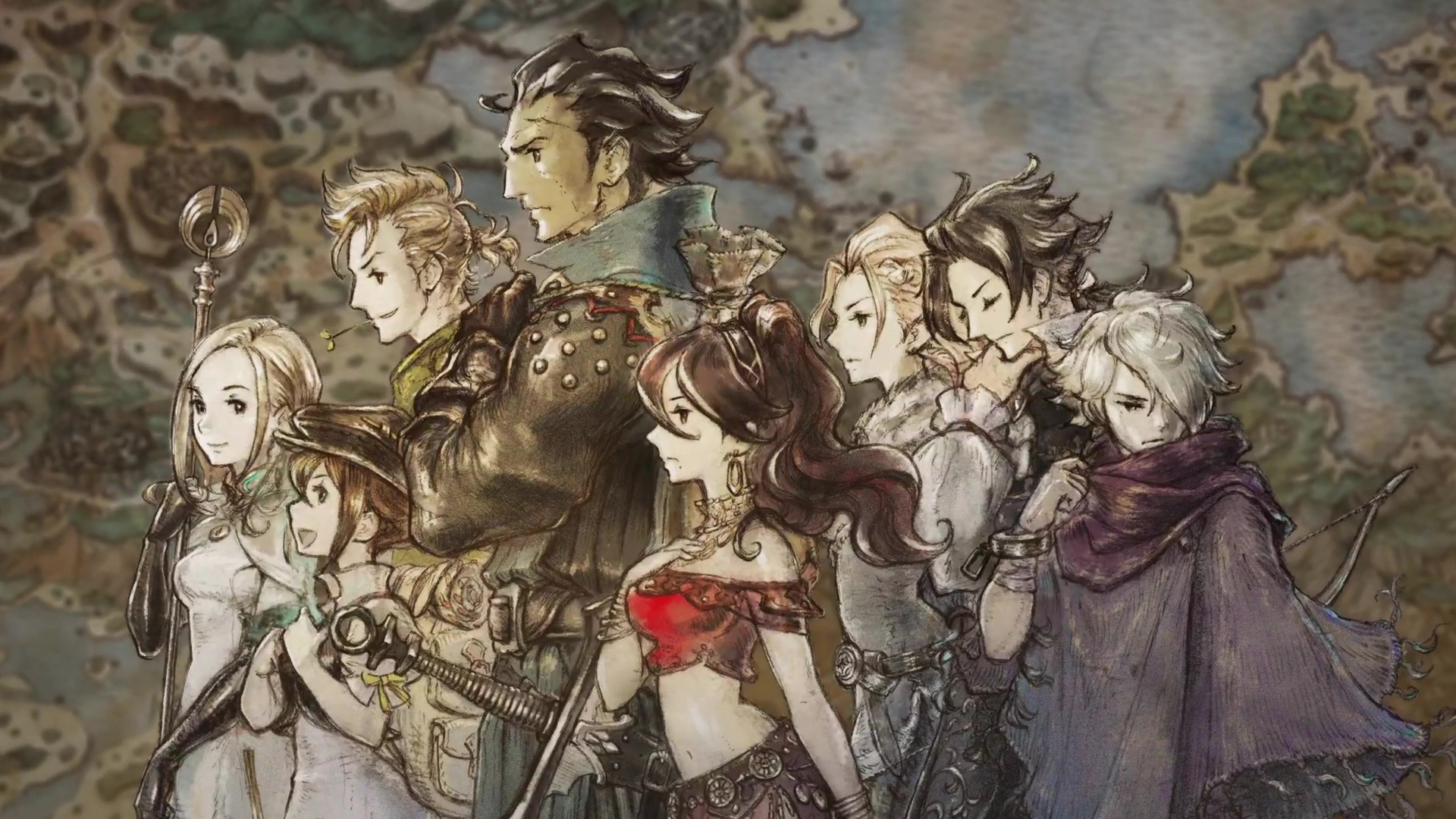 The most annoying Octopath Traveler - Polygon