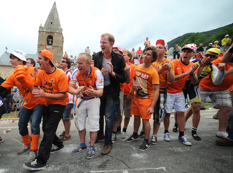 Le Tour de France 2013 - Fans Feature