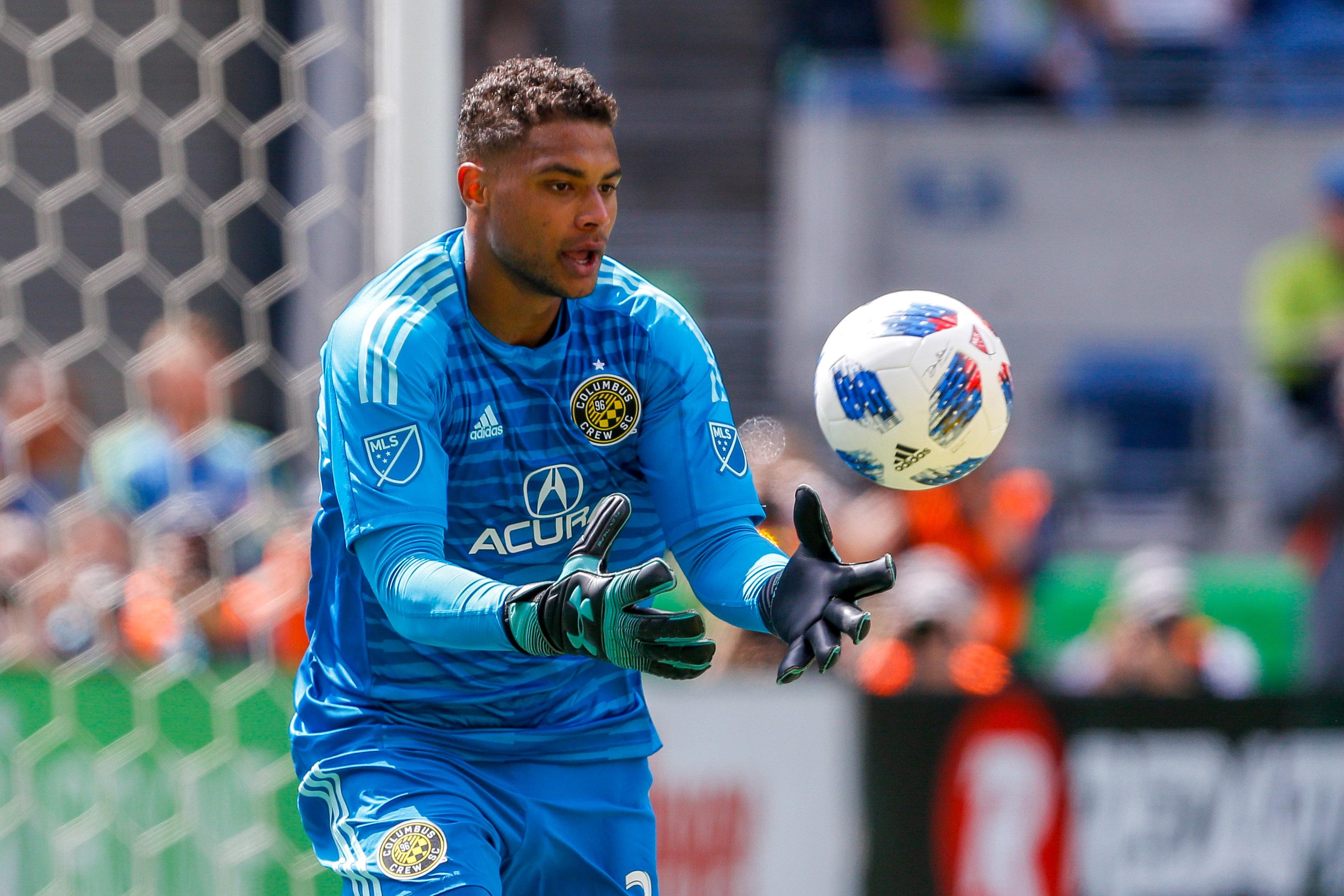 Report: English Championship club bid for Zack Steffen - Stars and