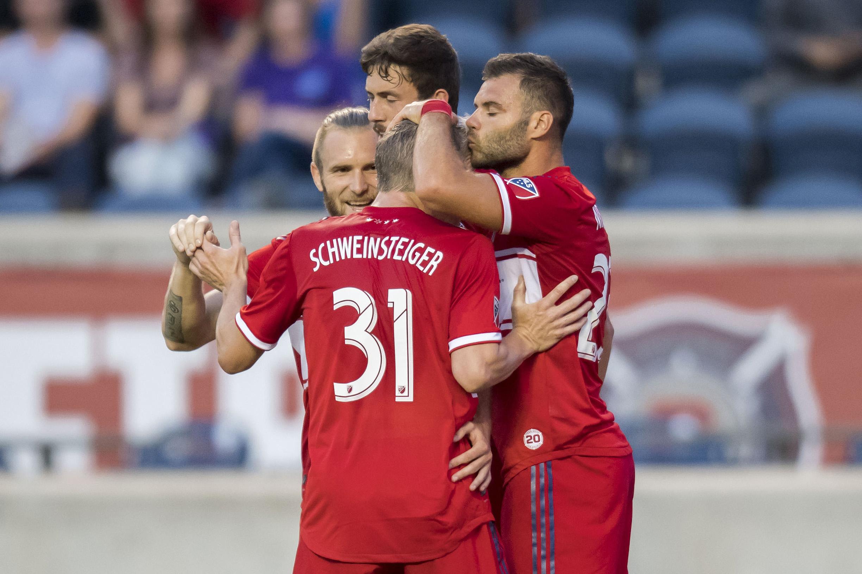 MLS: U.S. Open Cup Quarterfinal-Chicago Fire vs Louisville City