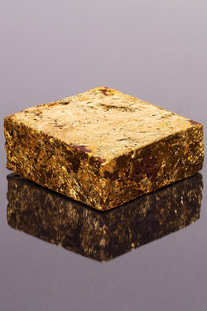 Montreal's Most Unnecessary Food Is This $100 Gold-Plated Brownie