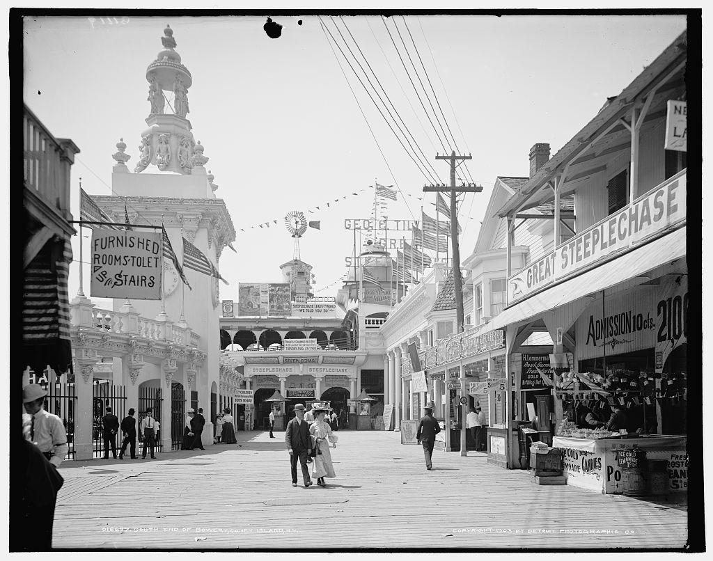 Boardwalk Empire: Atlantic City and Coney Island
