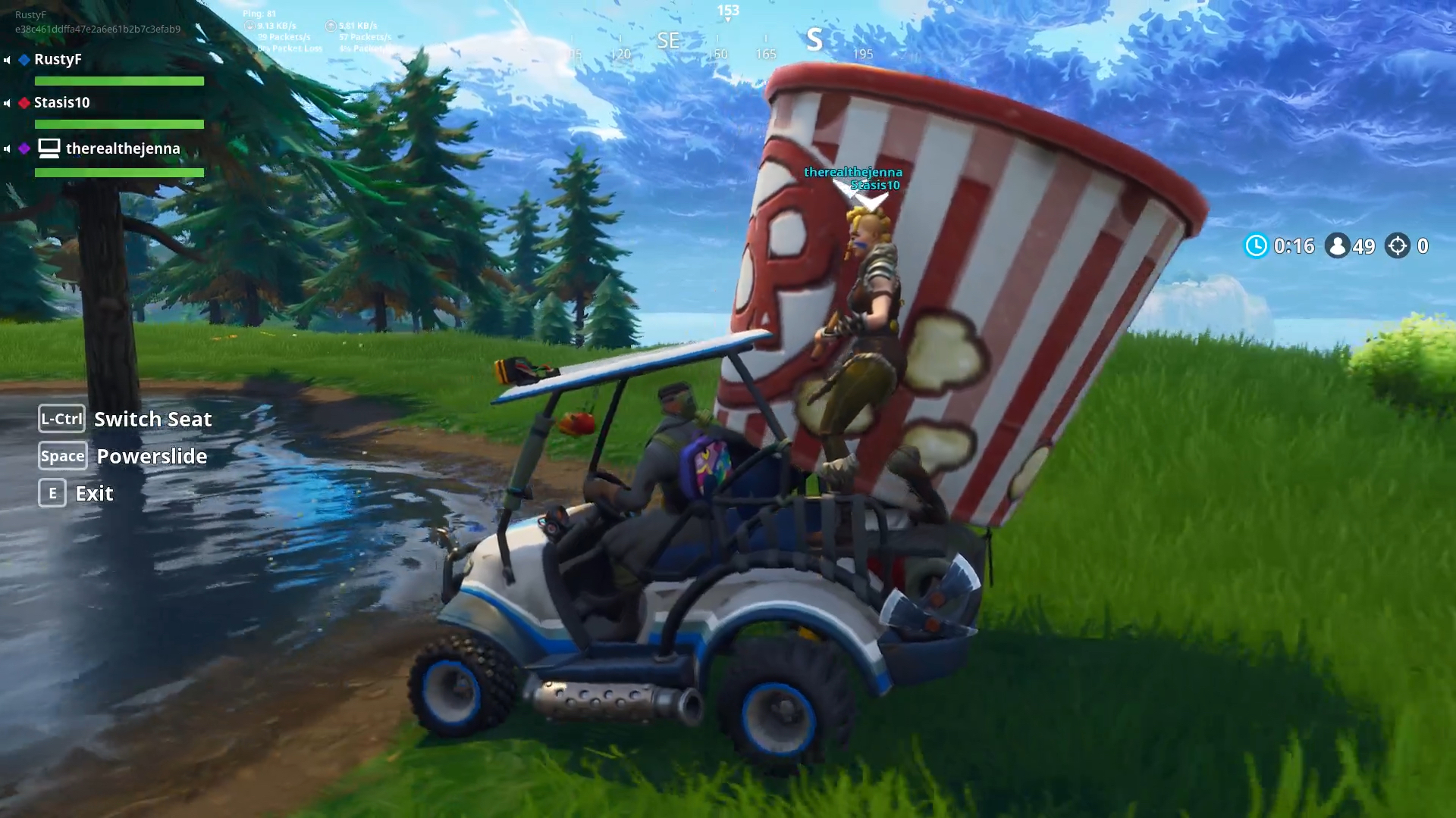 Fortnite's giant emote bug: How to make it happen - Polygon