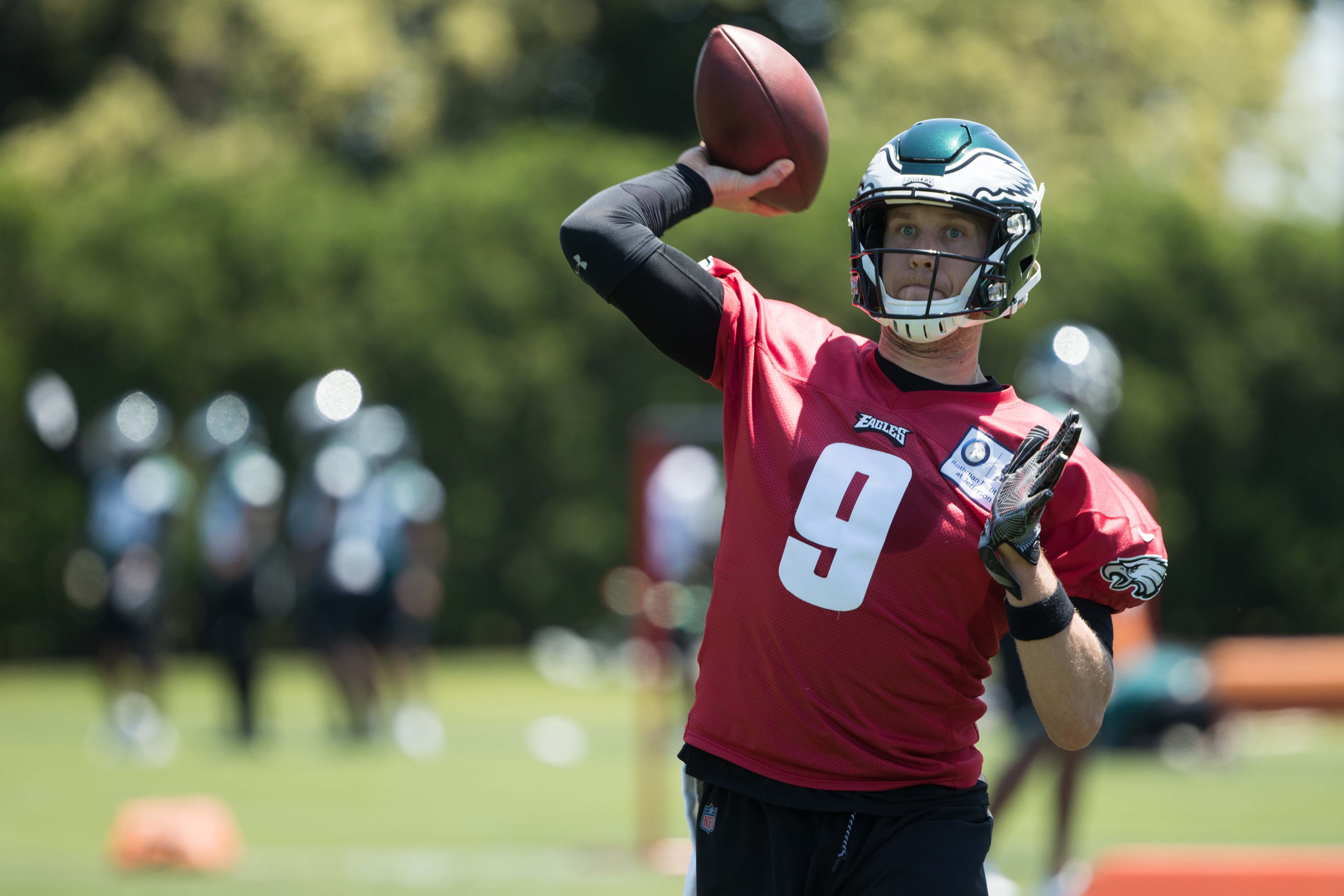 Eagles fans made Nick Foles the NFL's top merchandise seller from March to May