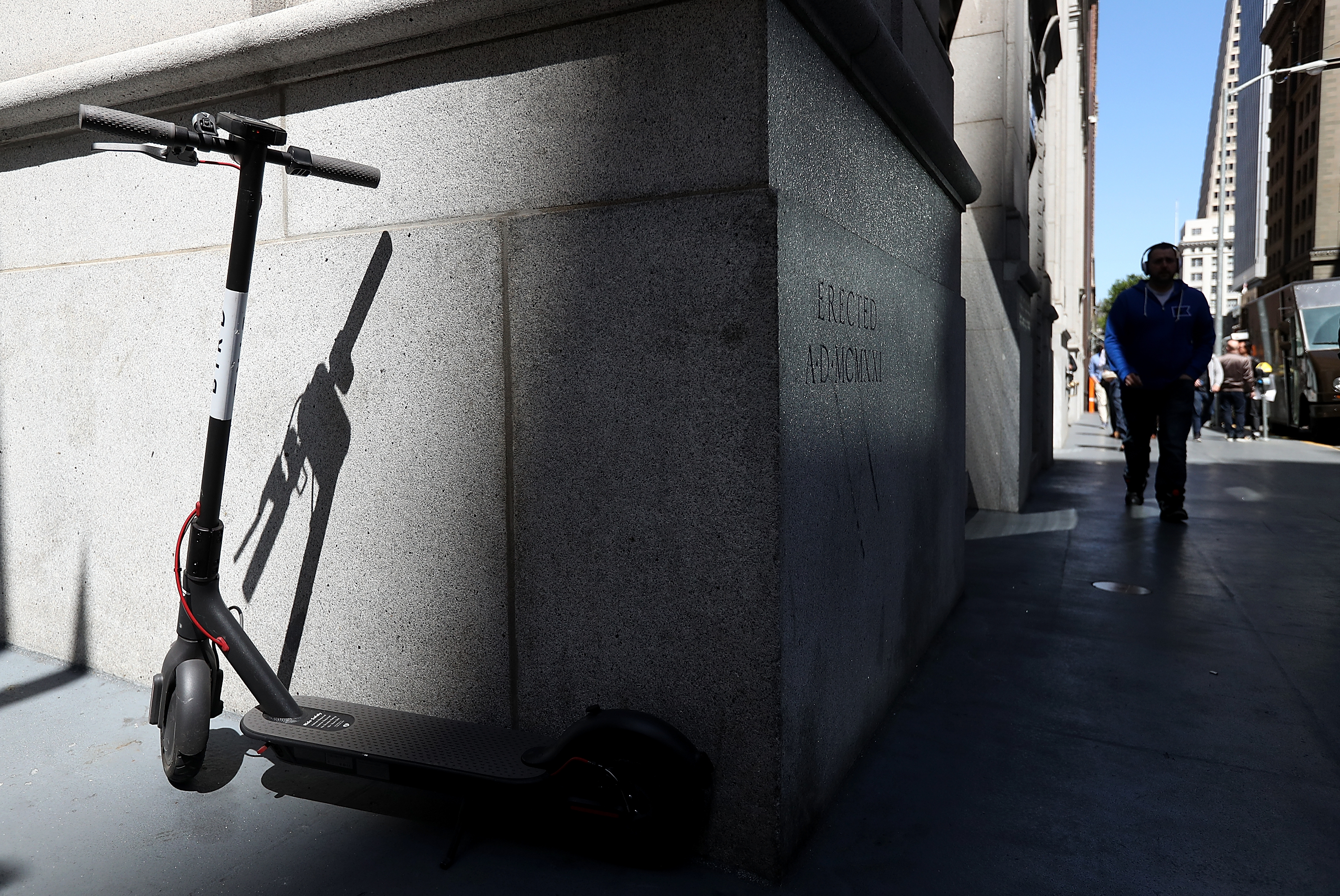 Scooter startup Bird will discount rides for people in low-income