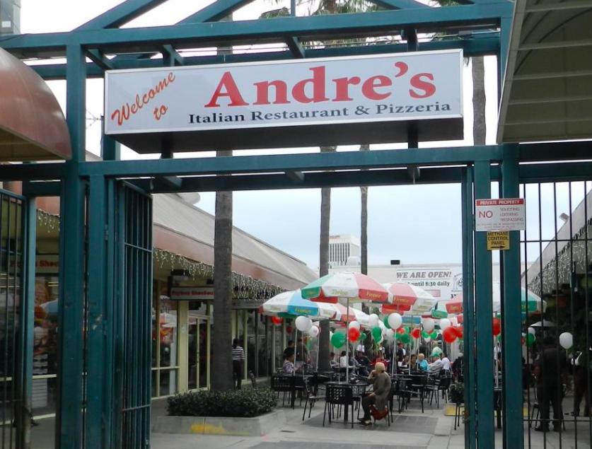 Andre's Italian Restaurant & Pizzeria