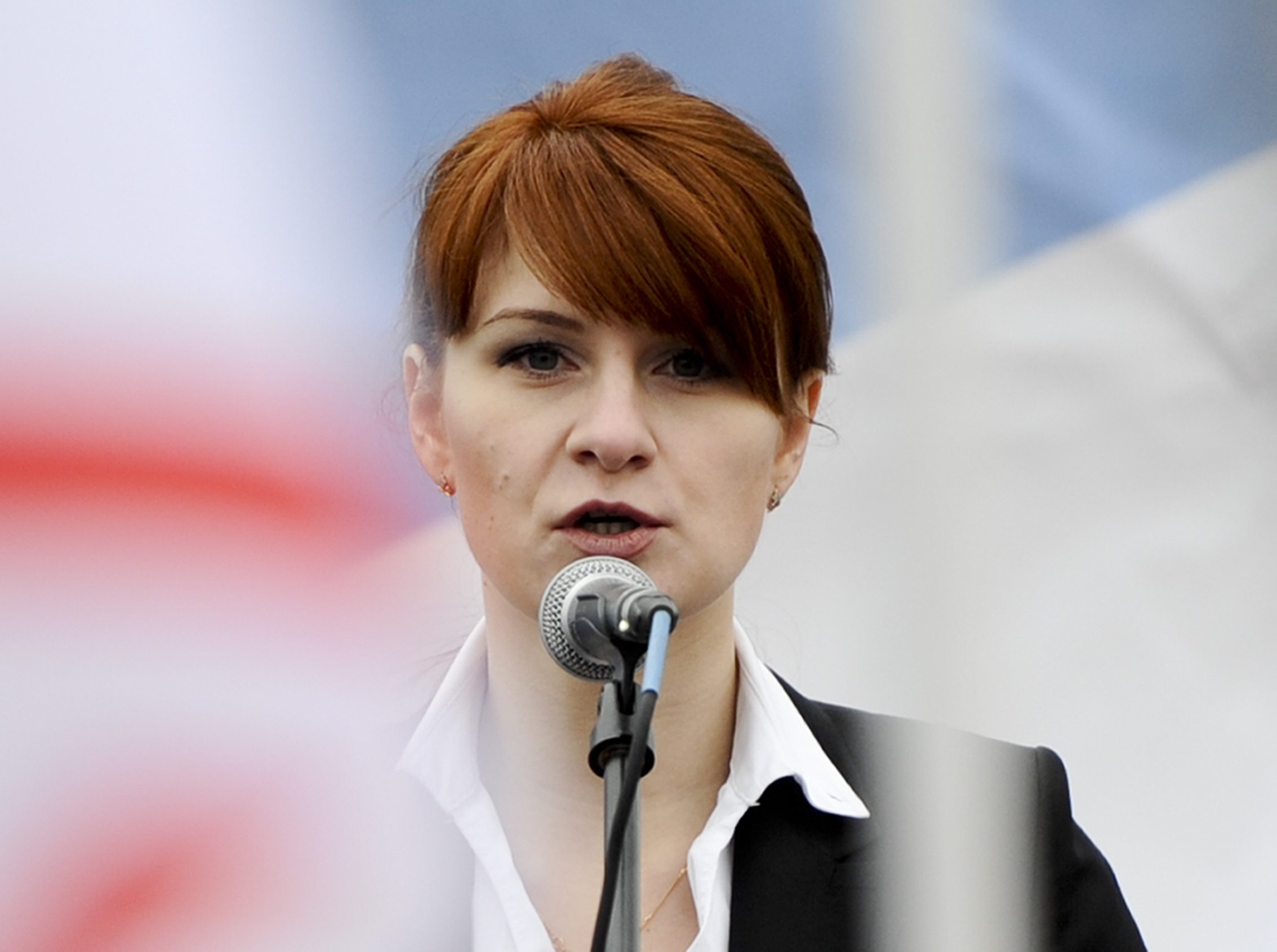 #FreeMariaButina: Russia's Foreign Ministry just launched a Twitter campaign for the accused spy