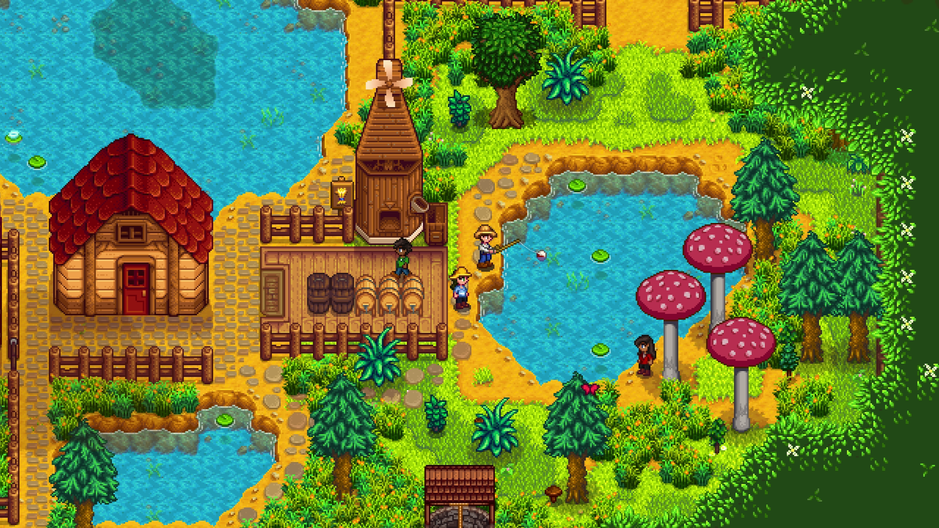 Stardew Valley multiplayer launches on PC in August - Polygon