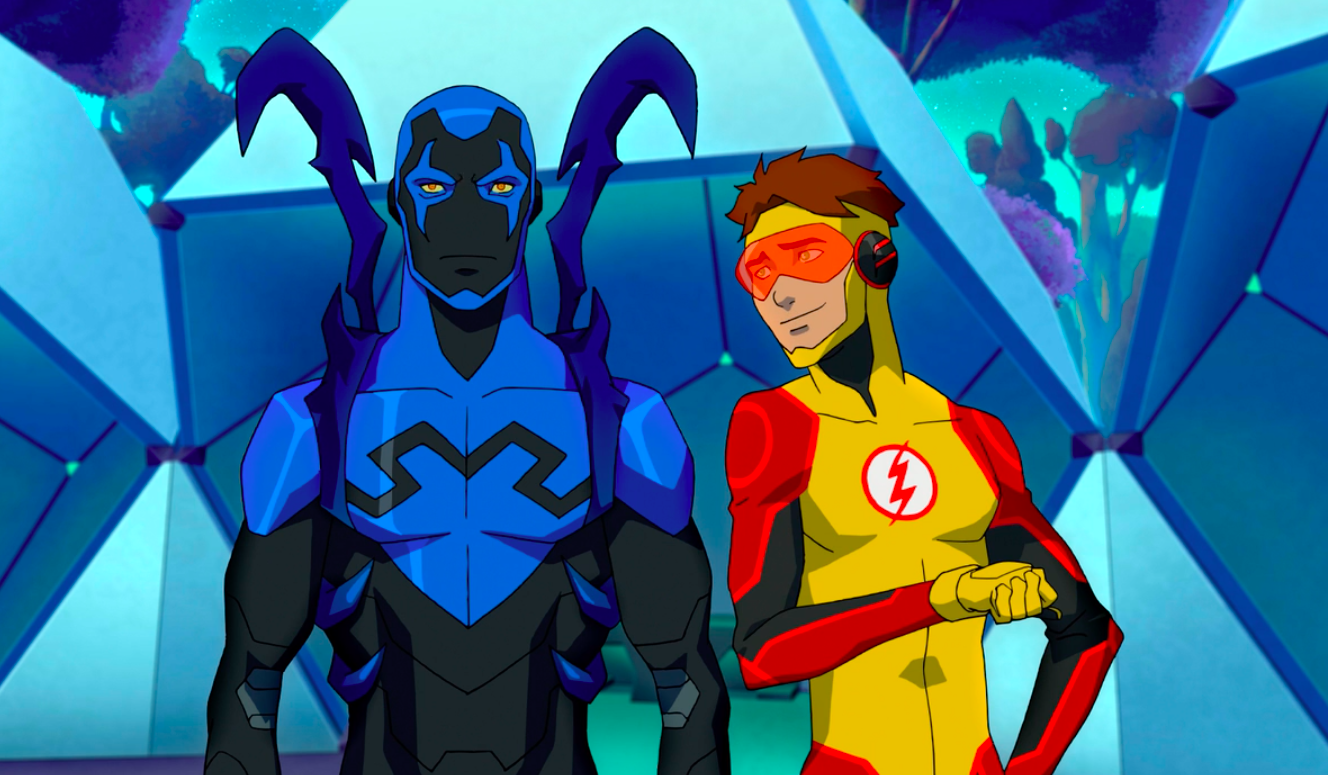 Young Justice season 3 gets a long-awaited trailer at Comic-Con