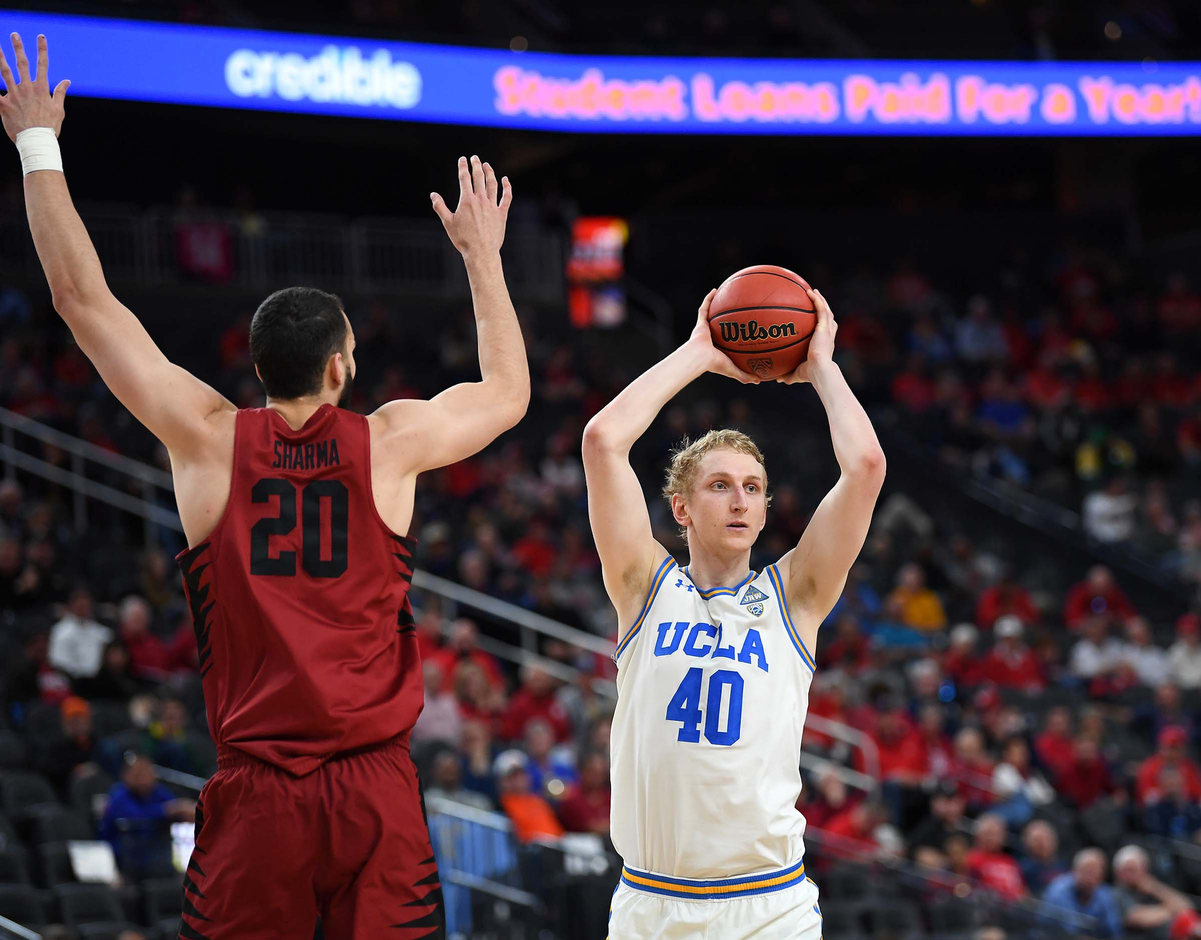 NCAA Basketball: Pac-12 Conference Tournament - Stanford vs UCLA