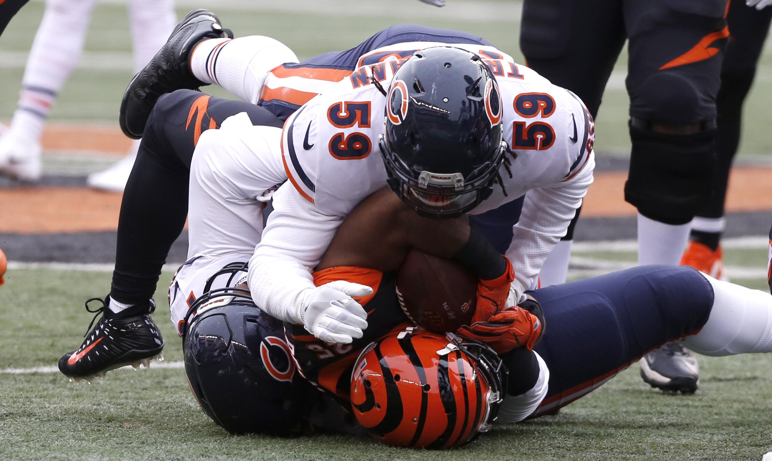 NFL: Chicago Bears at Cincinnati Bengals
