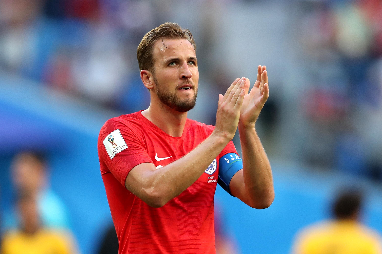 Harry Kane - England - 2018 FIFA World Cup Russia