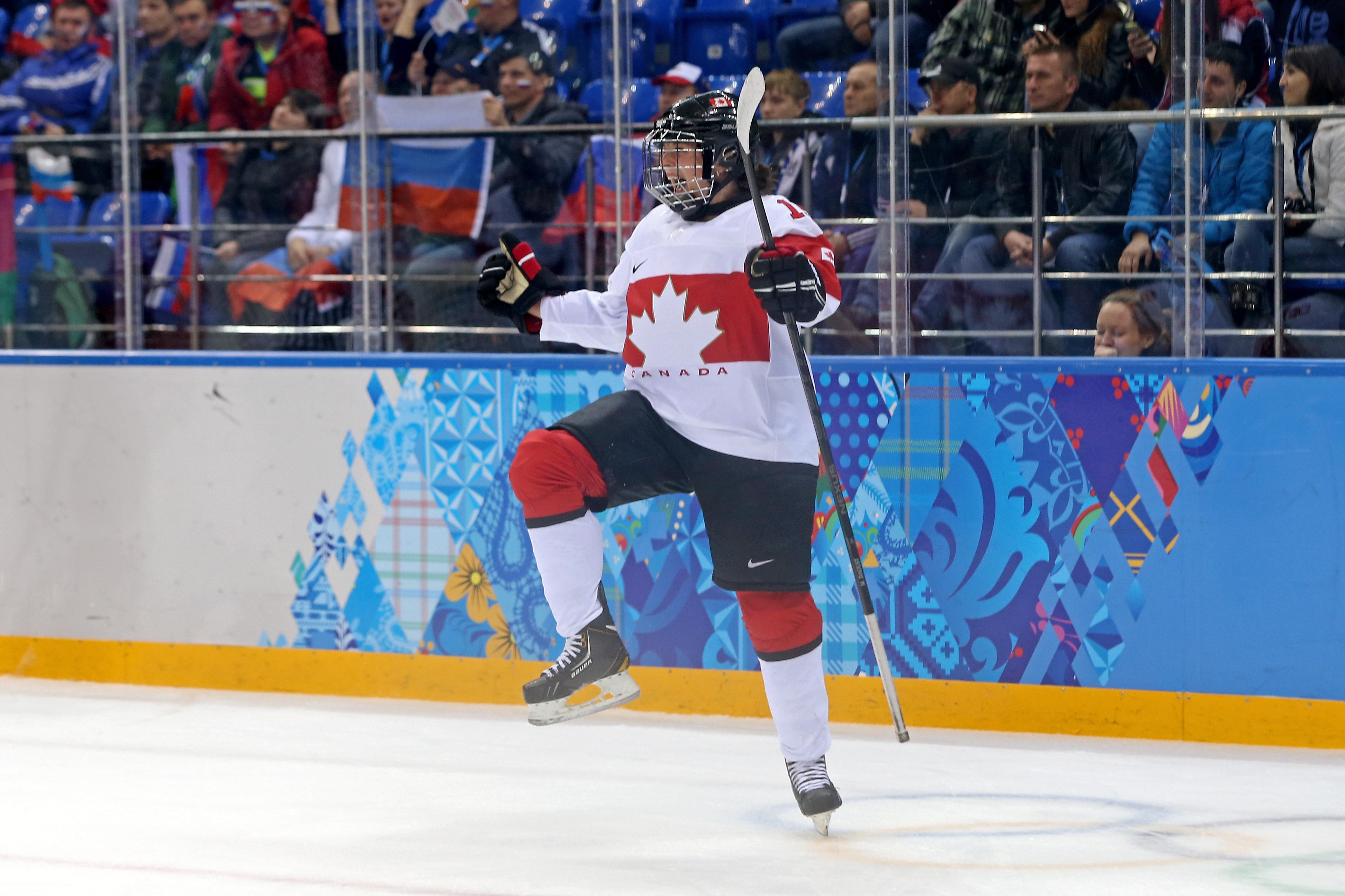 Ice Hockey - Winter Olympics Day 10 - Canada v Switzerland