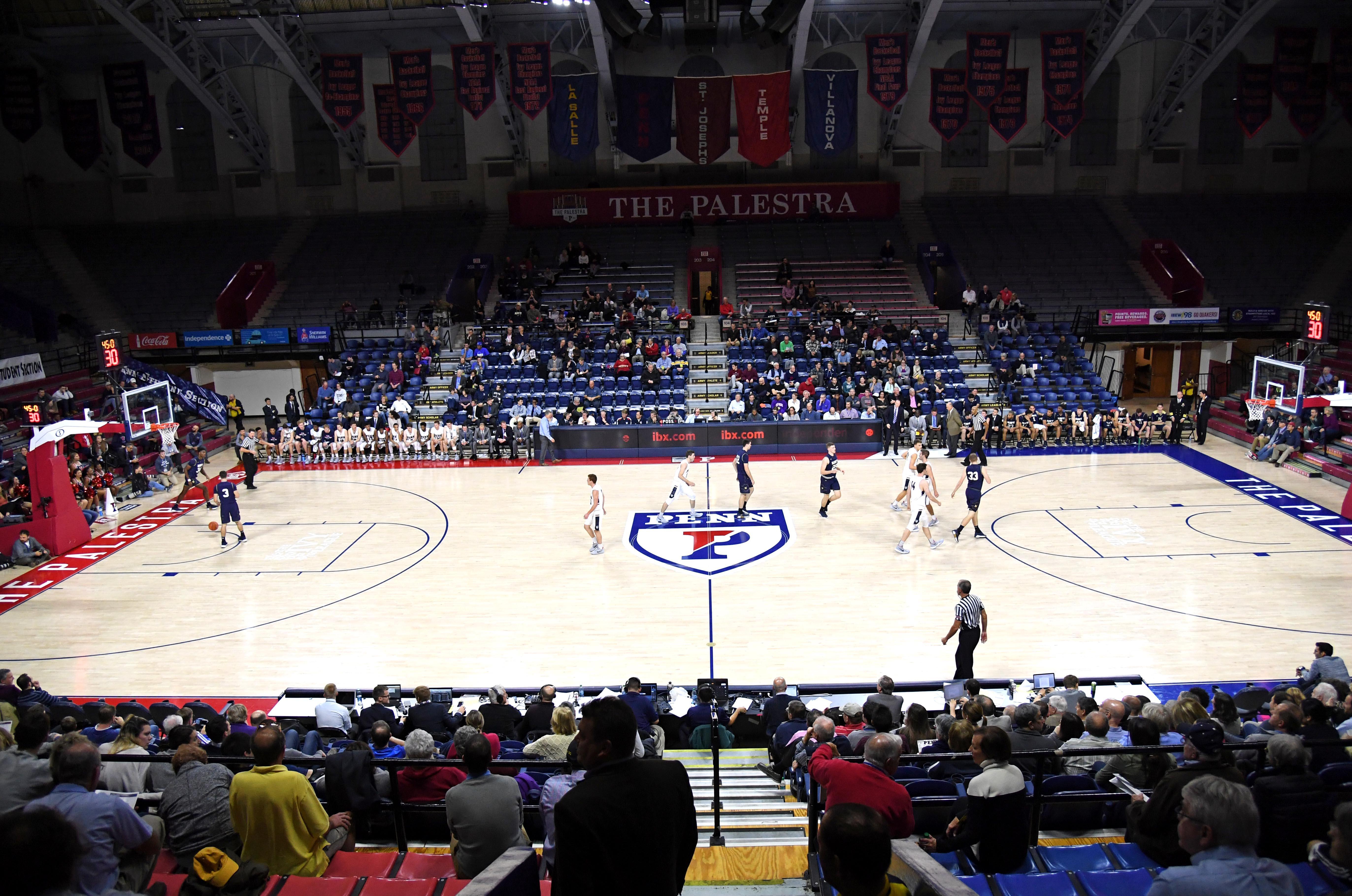 NCAA Basketball: Navy at Pennsylvania