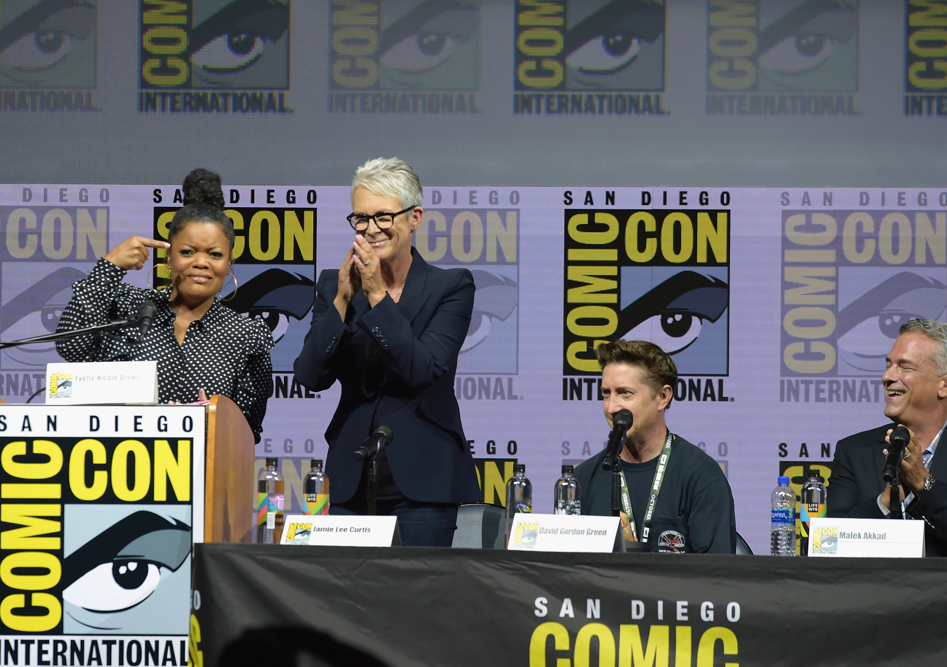 Comic-Con International 2018 - Universal Pictures' 'Halloween' Panel