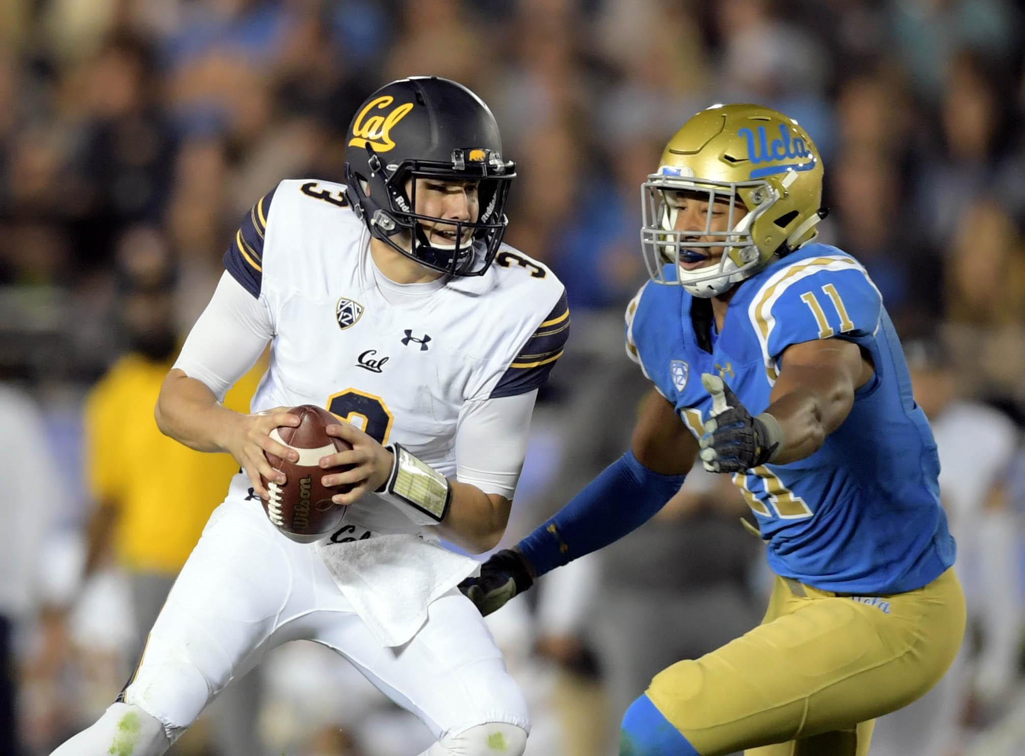 NCAA Football: California at UCLA