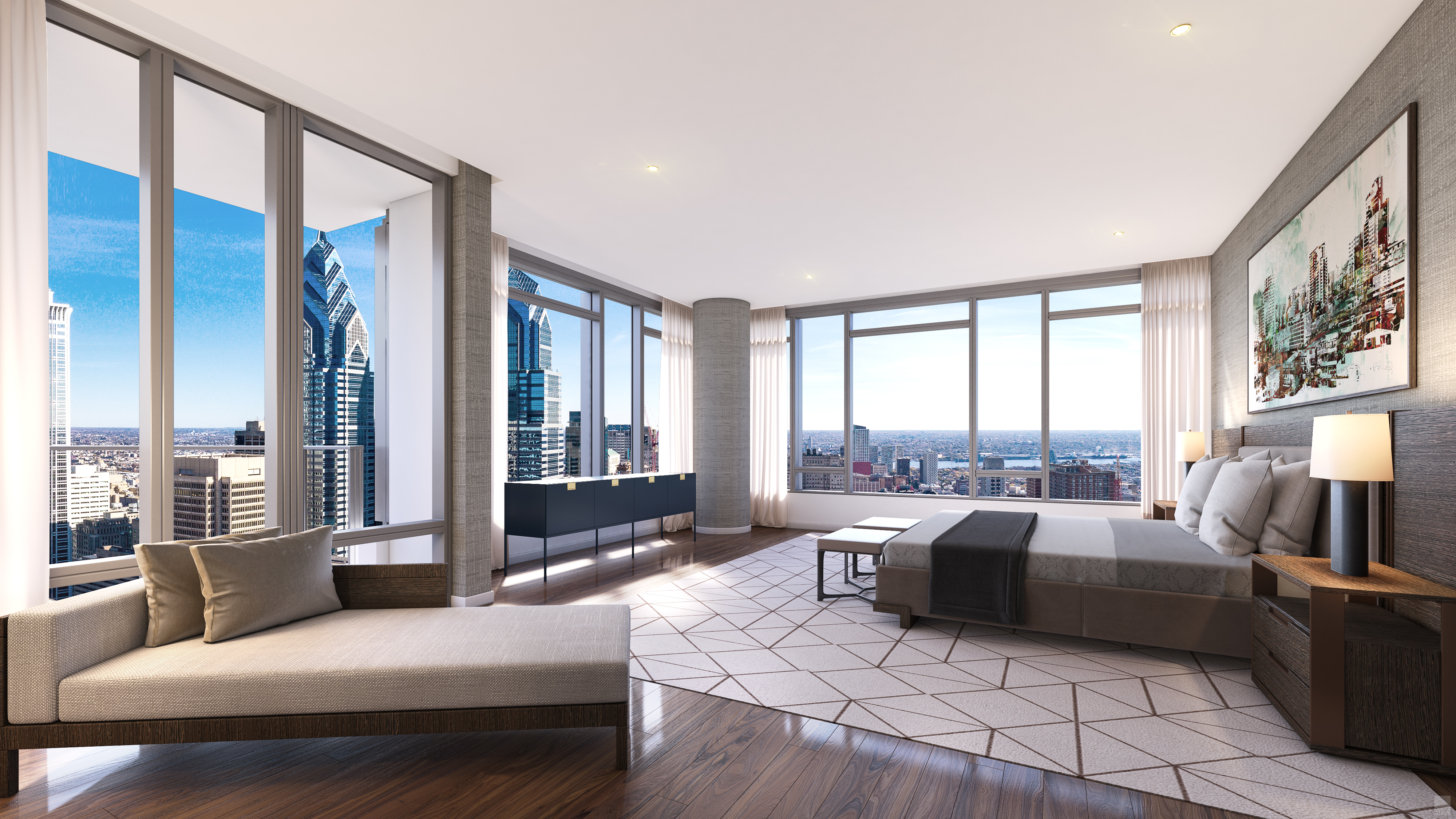 Inside the laurel at rittenhouse square