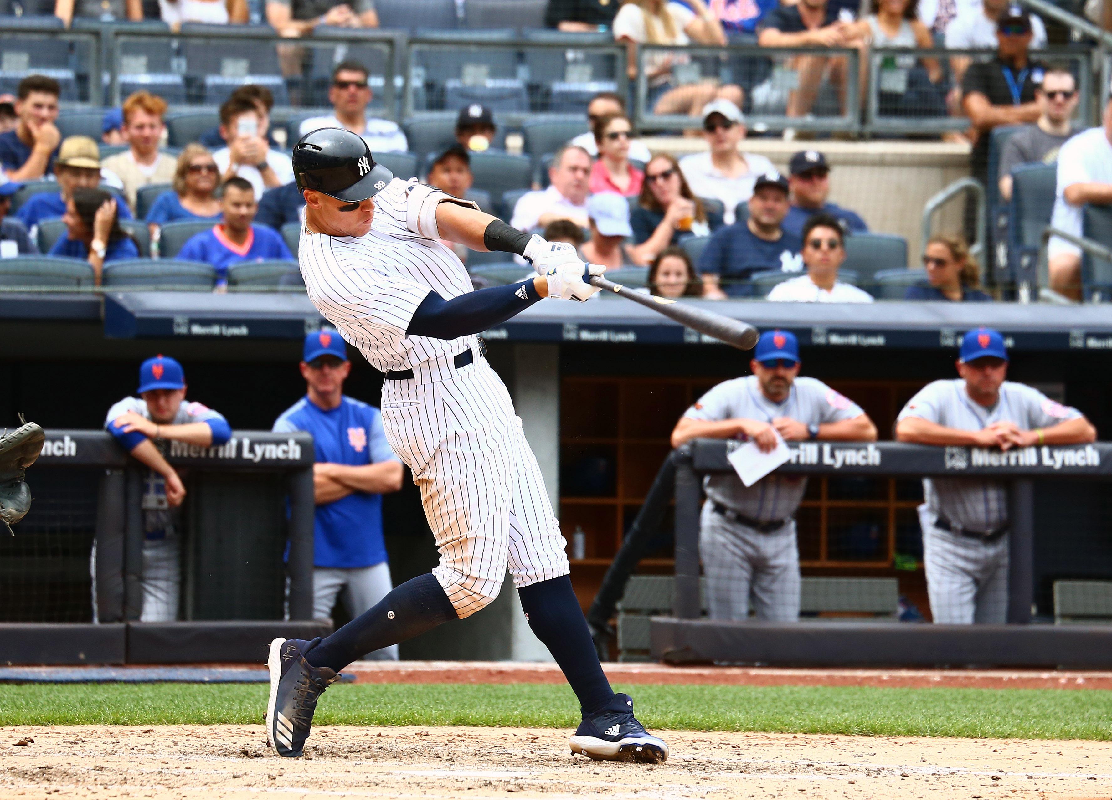 MLB: New York Mets at New York Yankees