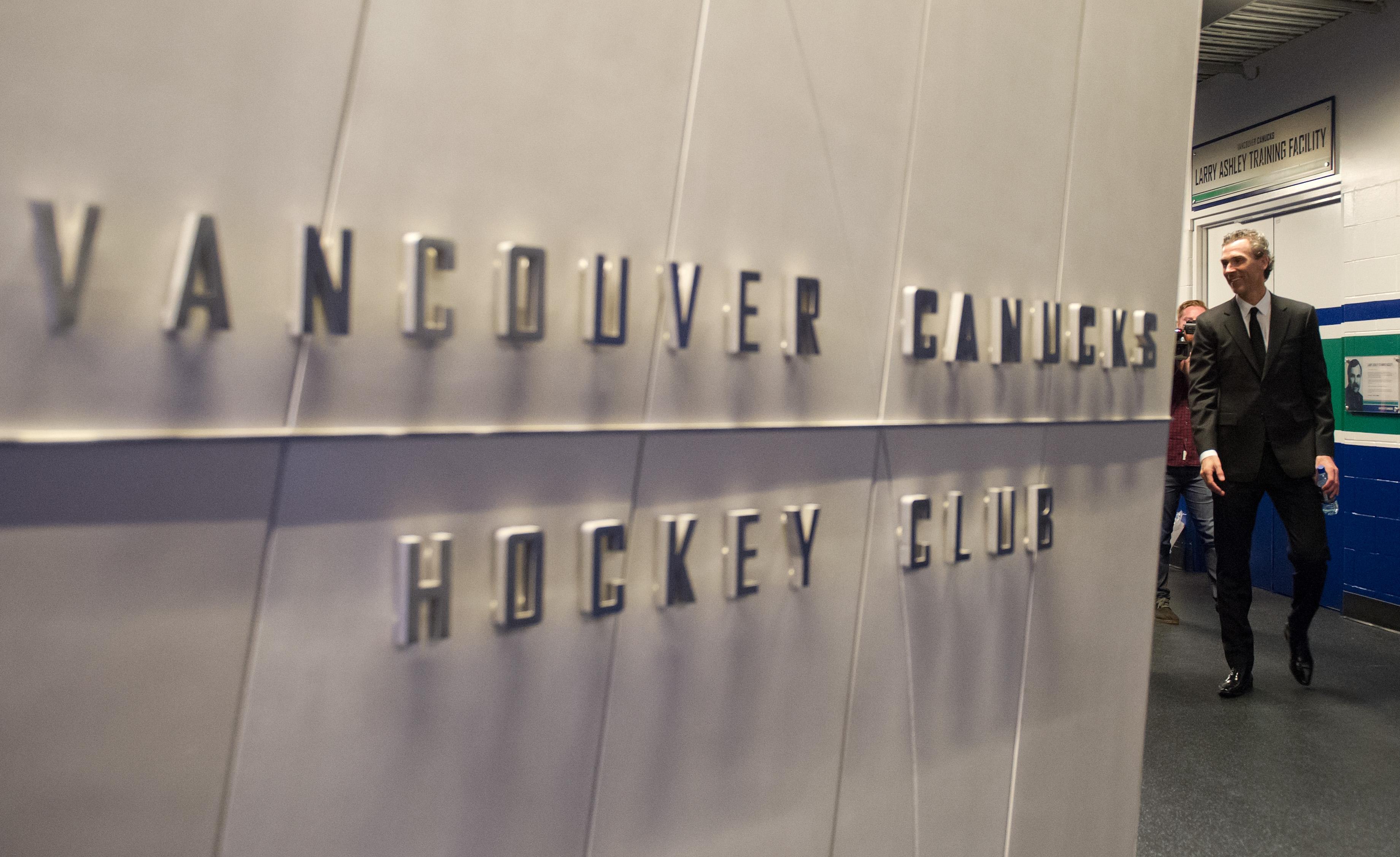 Vancouver Canucks Announce Trevor Linden As President Hockey Operations