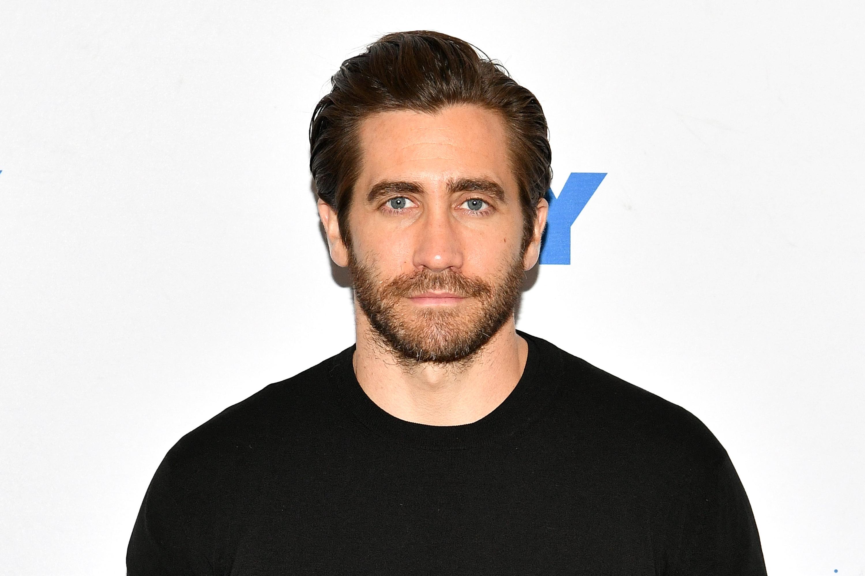 Hollywood actor Jake Gyllenhaal was in trendy Shoreditch in London this week