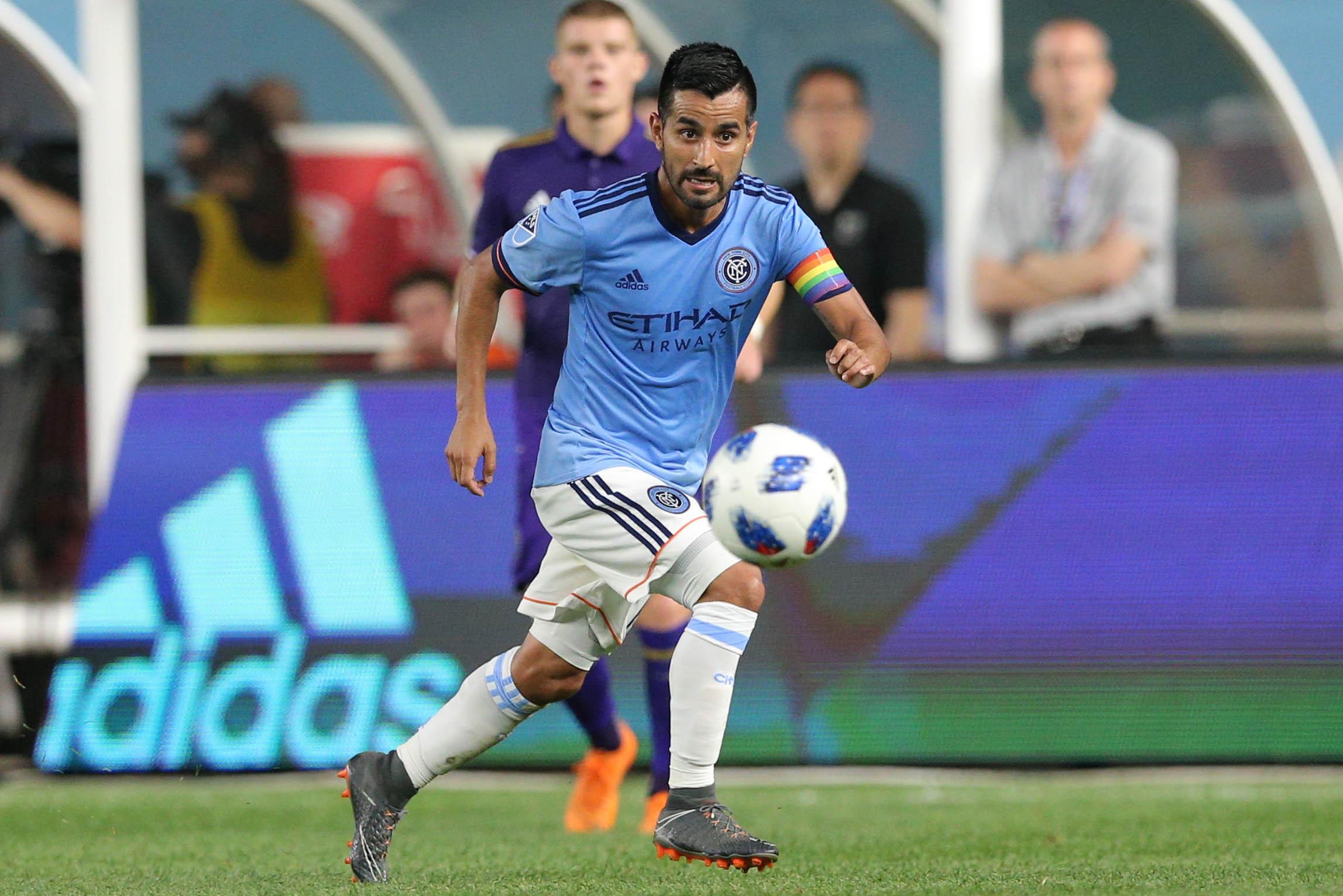 MLS: Orlando City SC at New York City FC