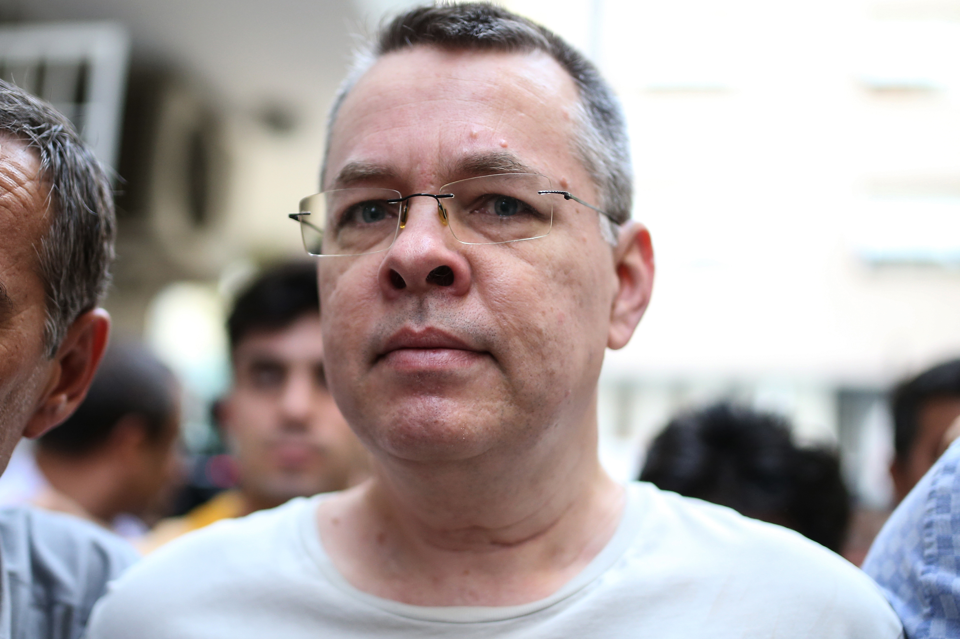 US Pastor Andrew Brunson is the main reason why President Donald Trump threatened to impose sanctions on Turkey on July 26, 2018.